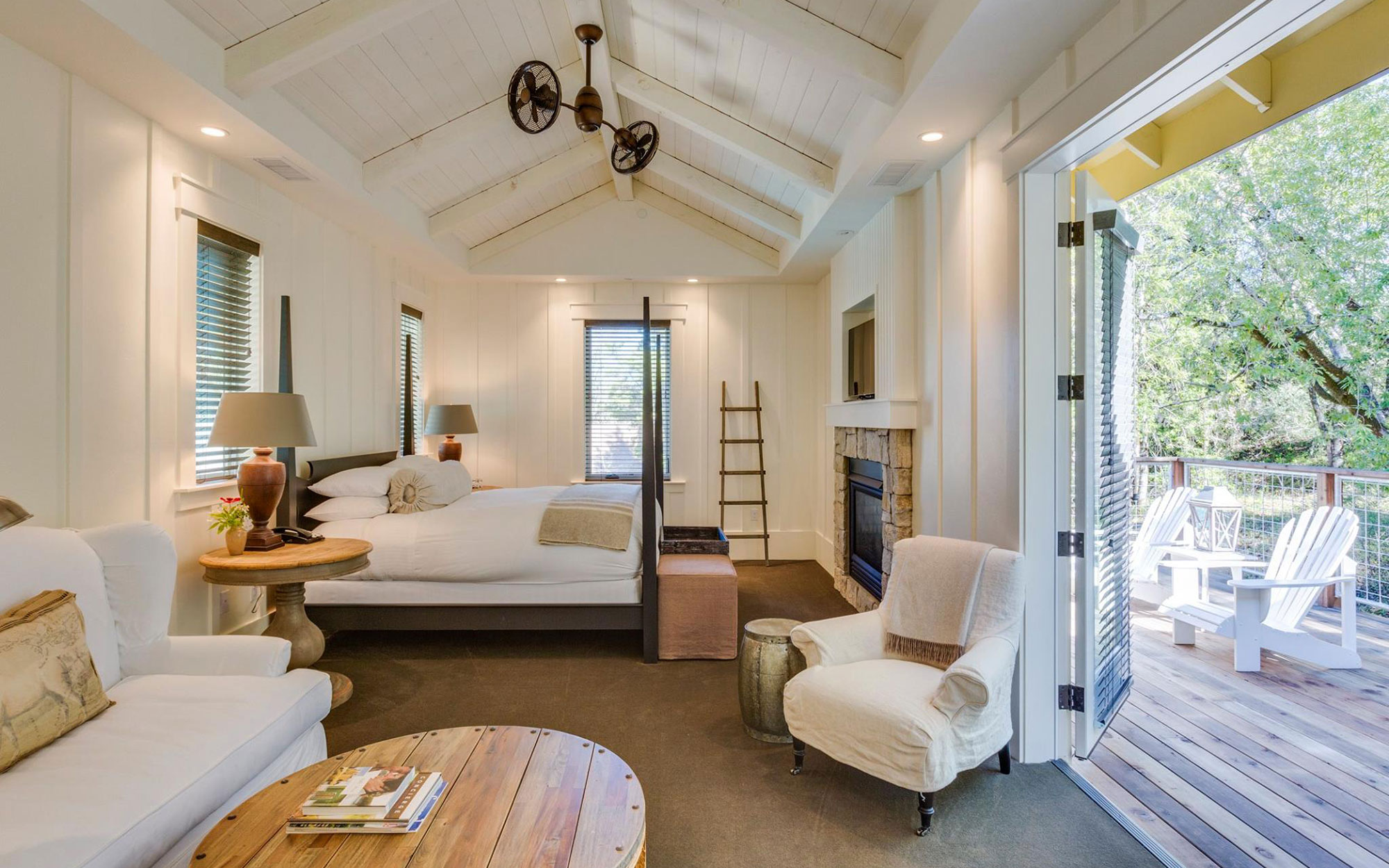 No. 4: Farmhouse Inn, Forestville, California