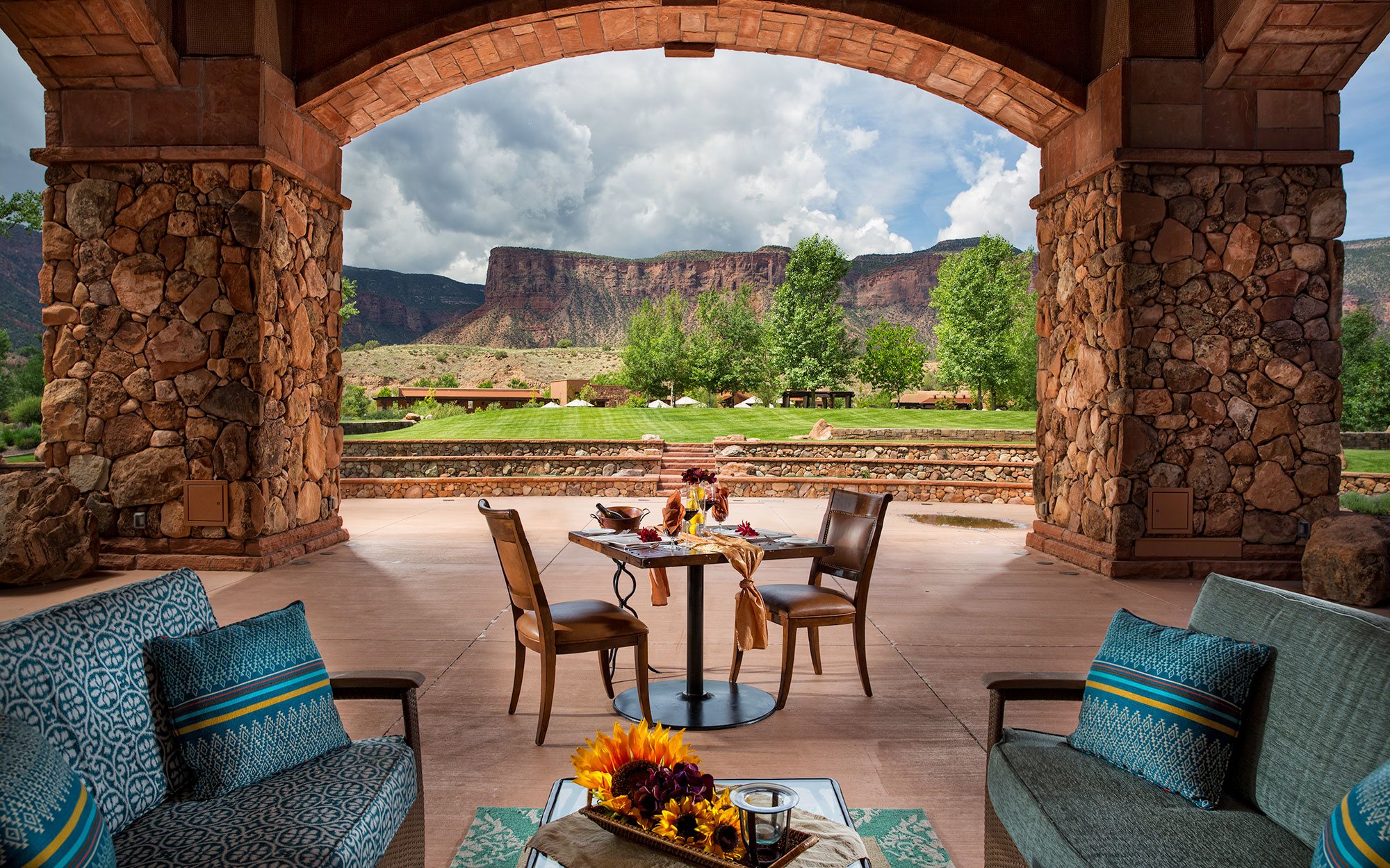 No. 5: Gateway Canyons Resort & Spa, Gateway, Colorado