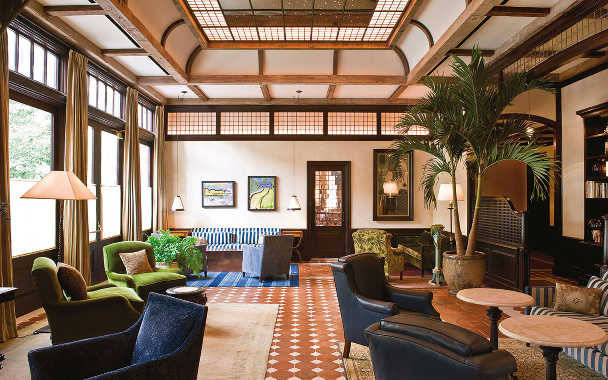 No. 4: Greenwich Hotel, New York City
