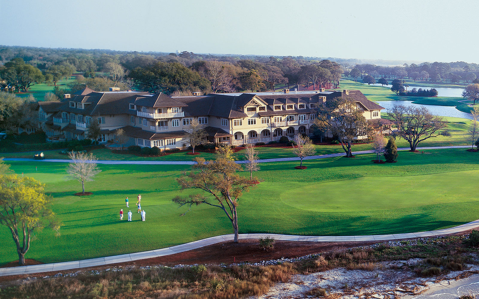 No. 12: Lodge at Sea Island,  Georgia