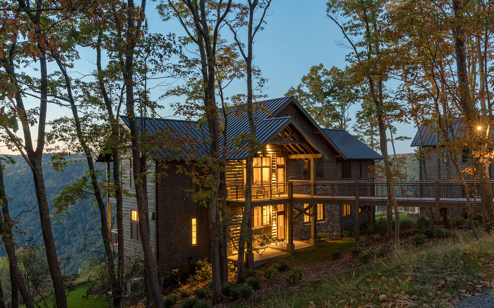 No. 13: The Lodge & Cottages at Primland,  Meadows of Dan,  Virginia