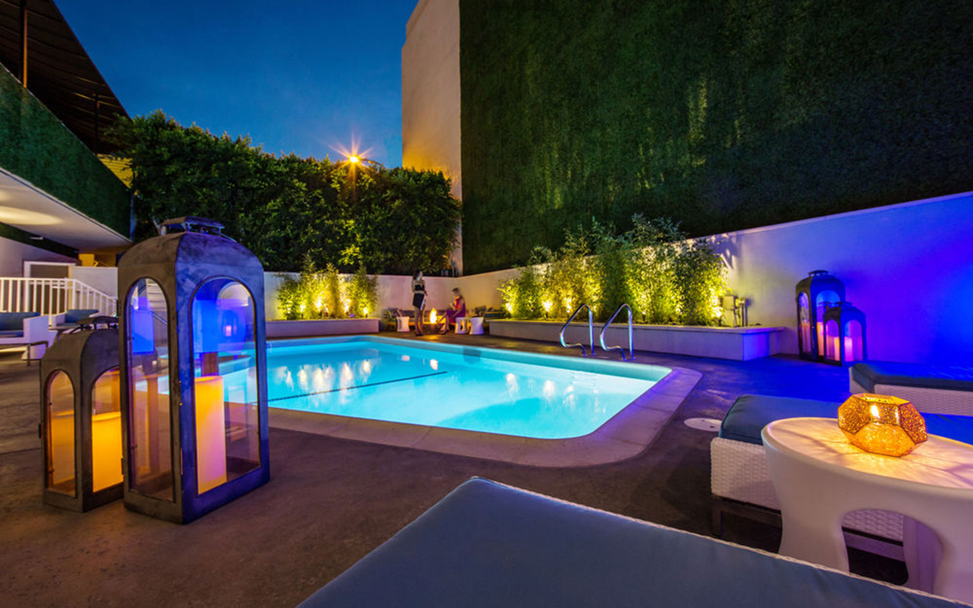No. 7: Mosaic Hotel, Beverly Hills