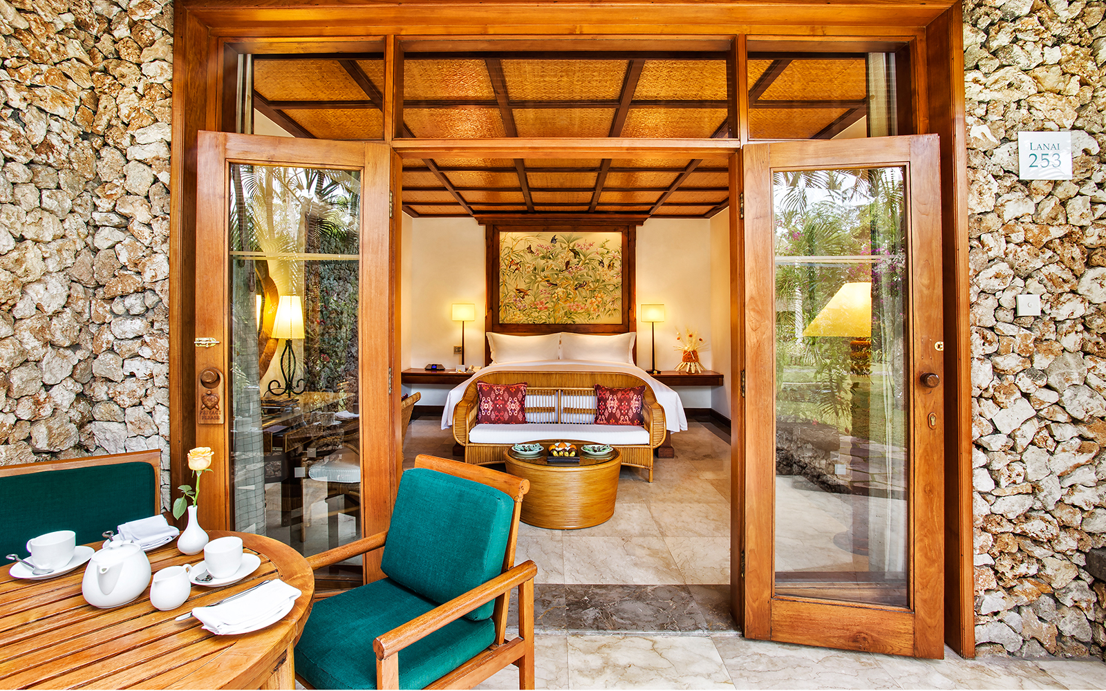 No. 4: The Oberoi, Bali