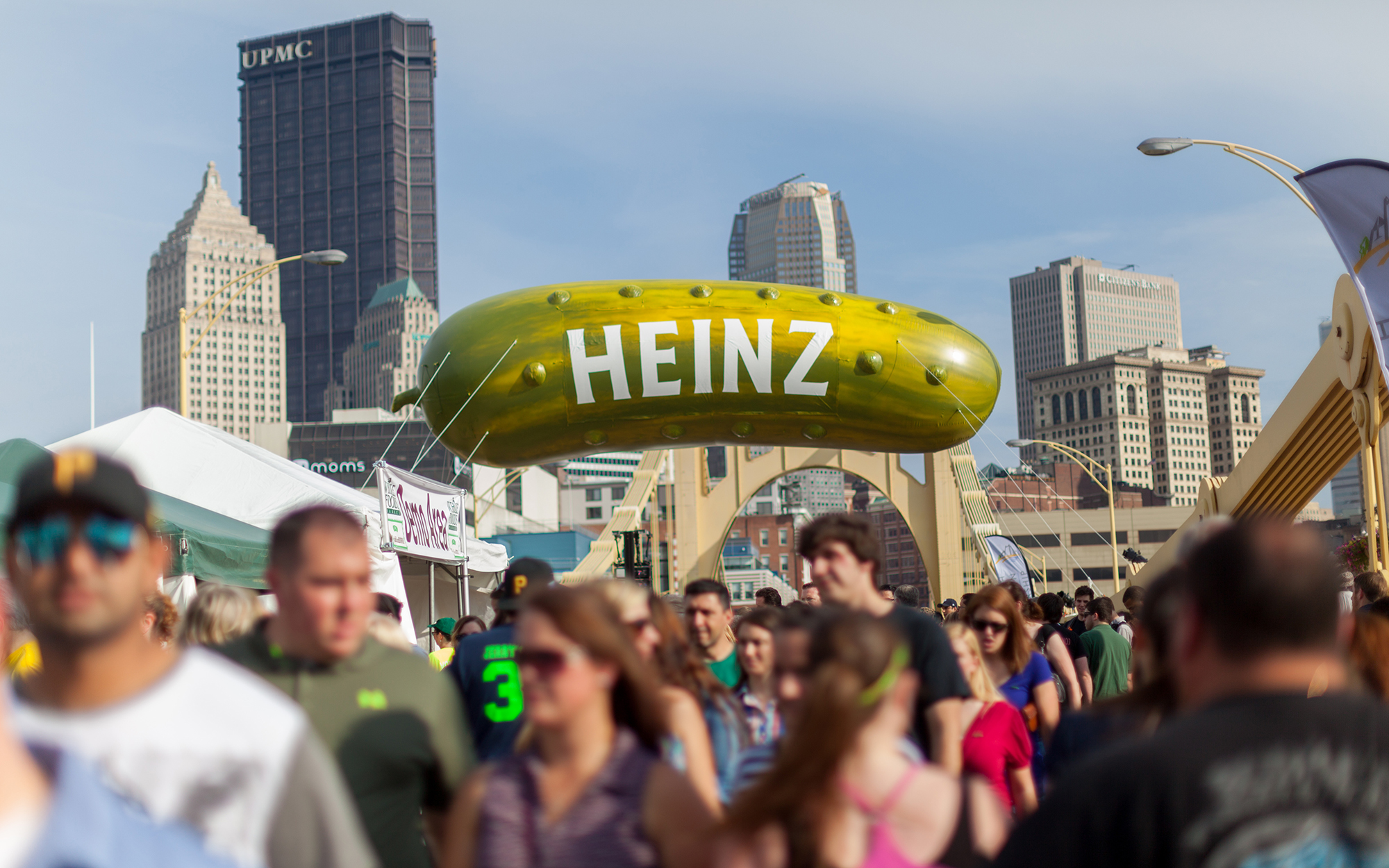 Picklesburg Festival in Pittsburgh