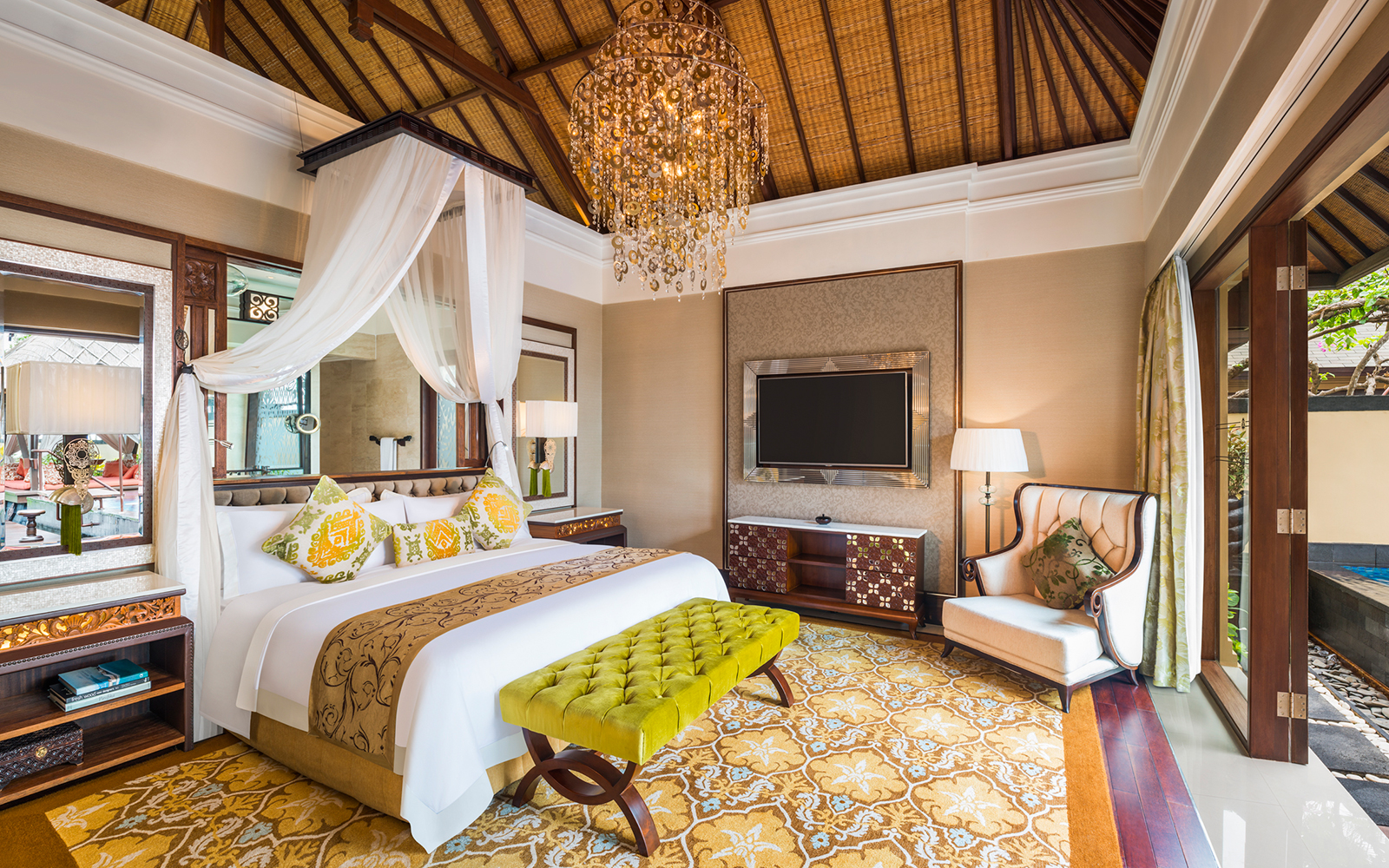 No. 2: The St. Regis Bali Resort, Nusa Dua