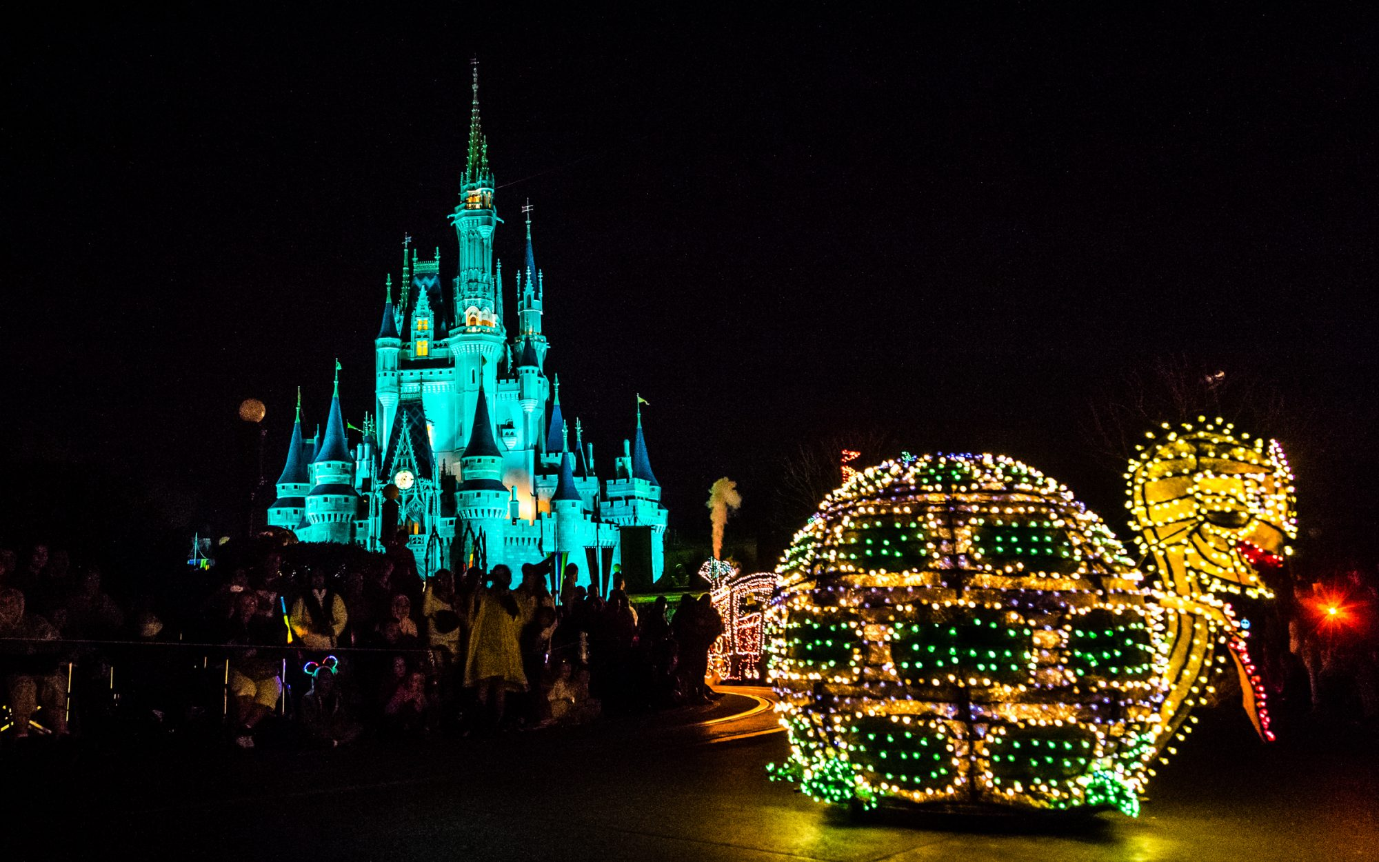 Disney World Electrical Parade To End