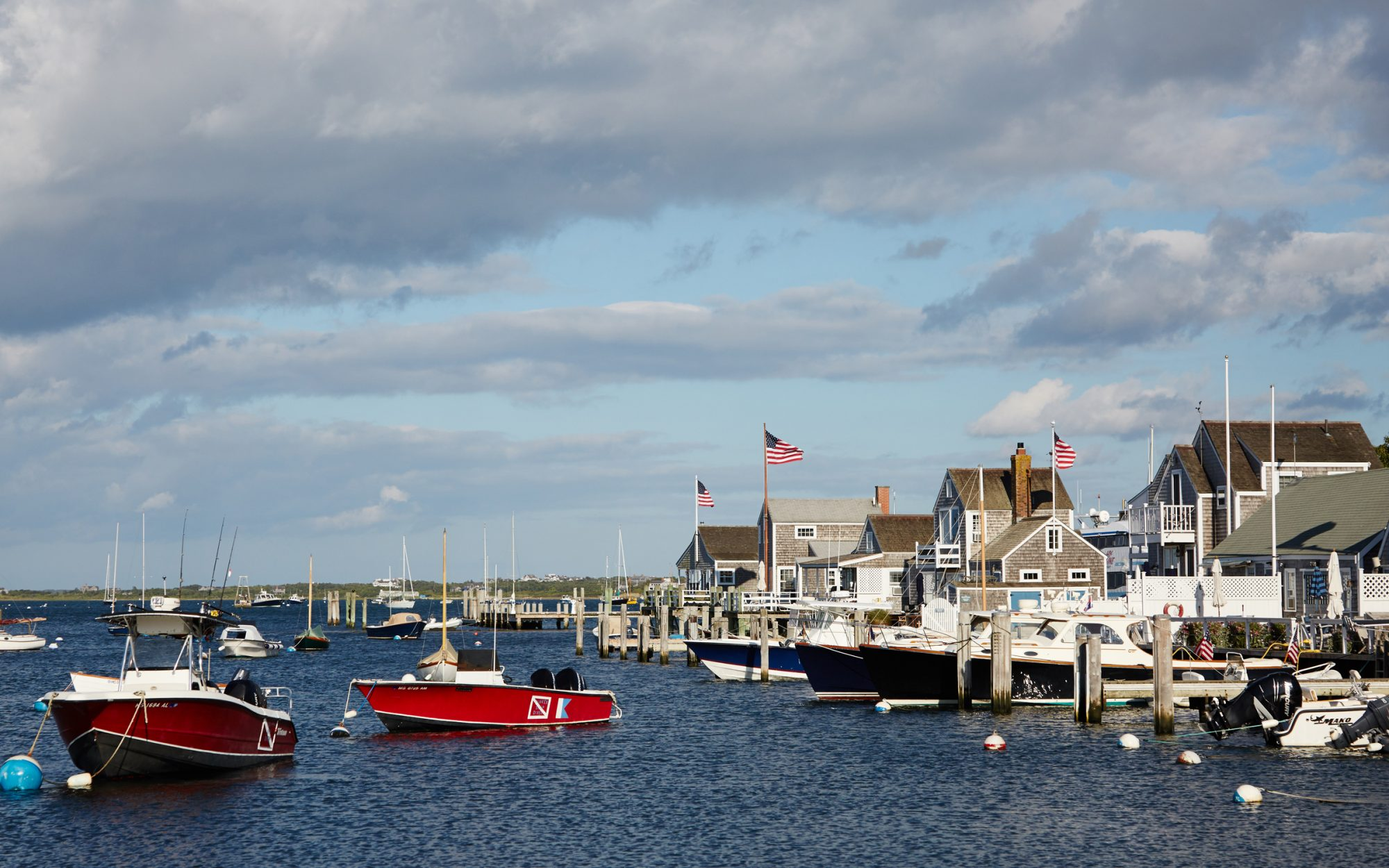 Old North Wharf, Nantucket, Massachusetts