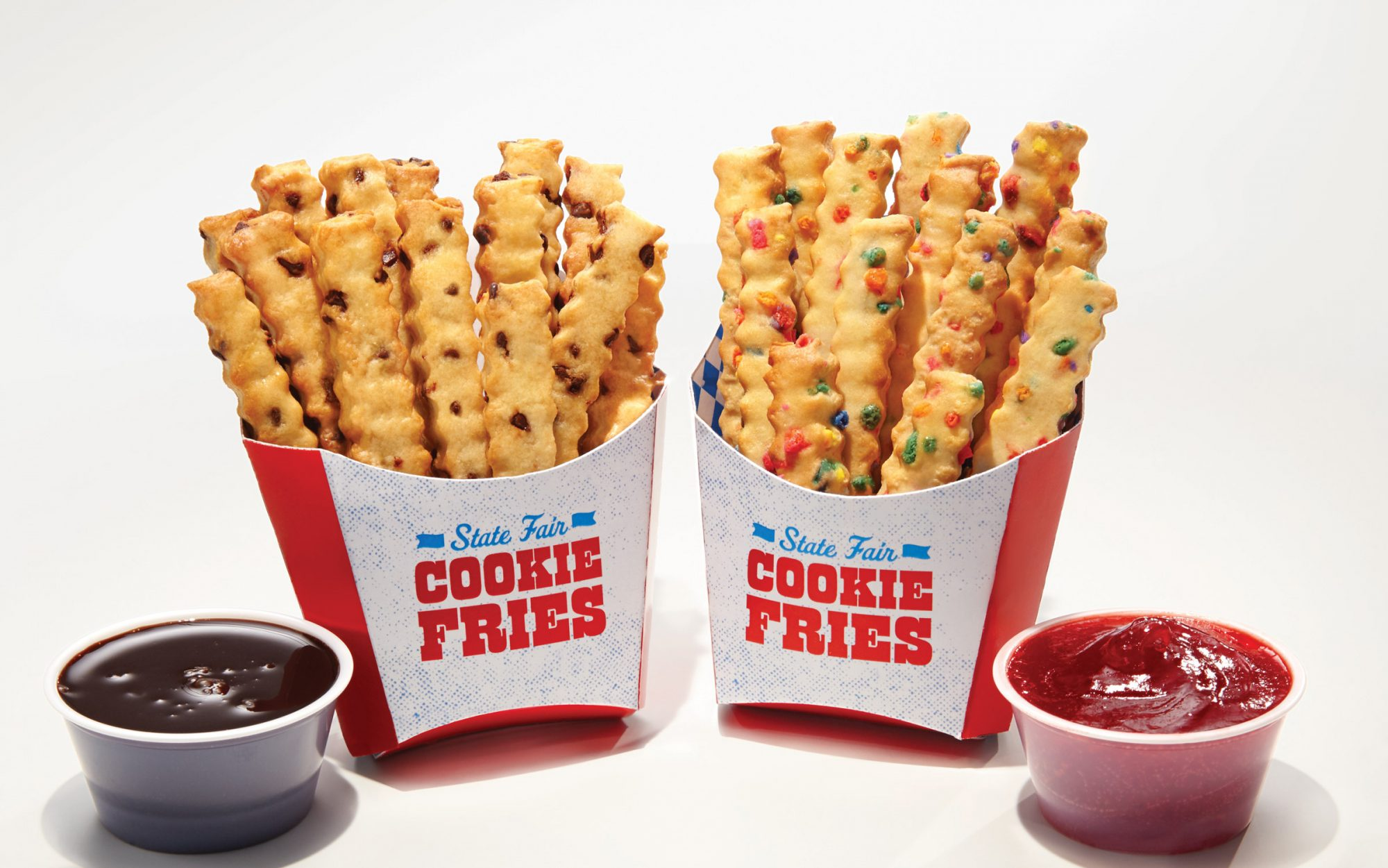 State Fair Cookie Fries