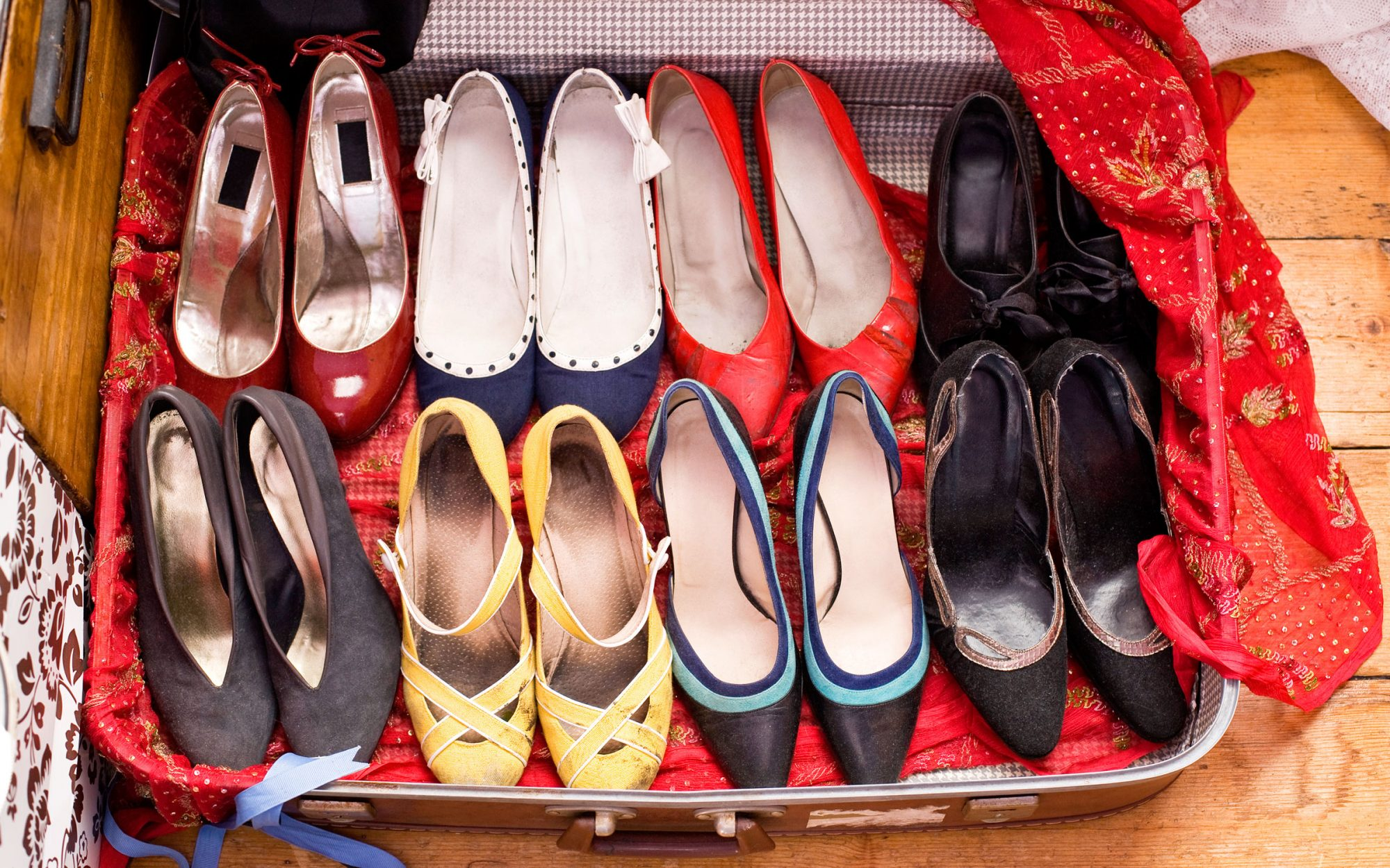 The Best Shoes to Wear on an Airplane