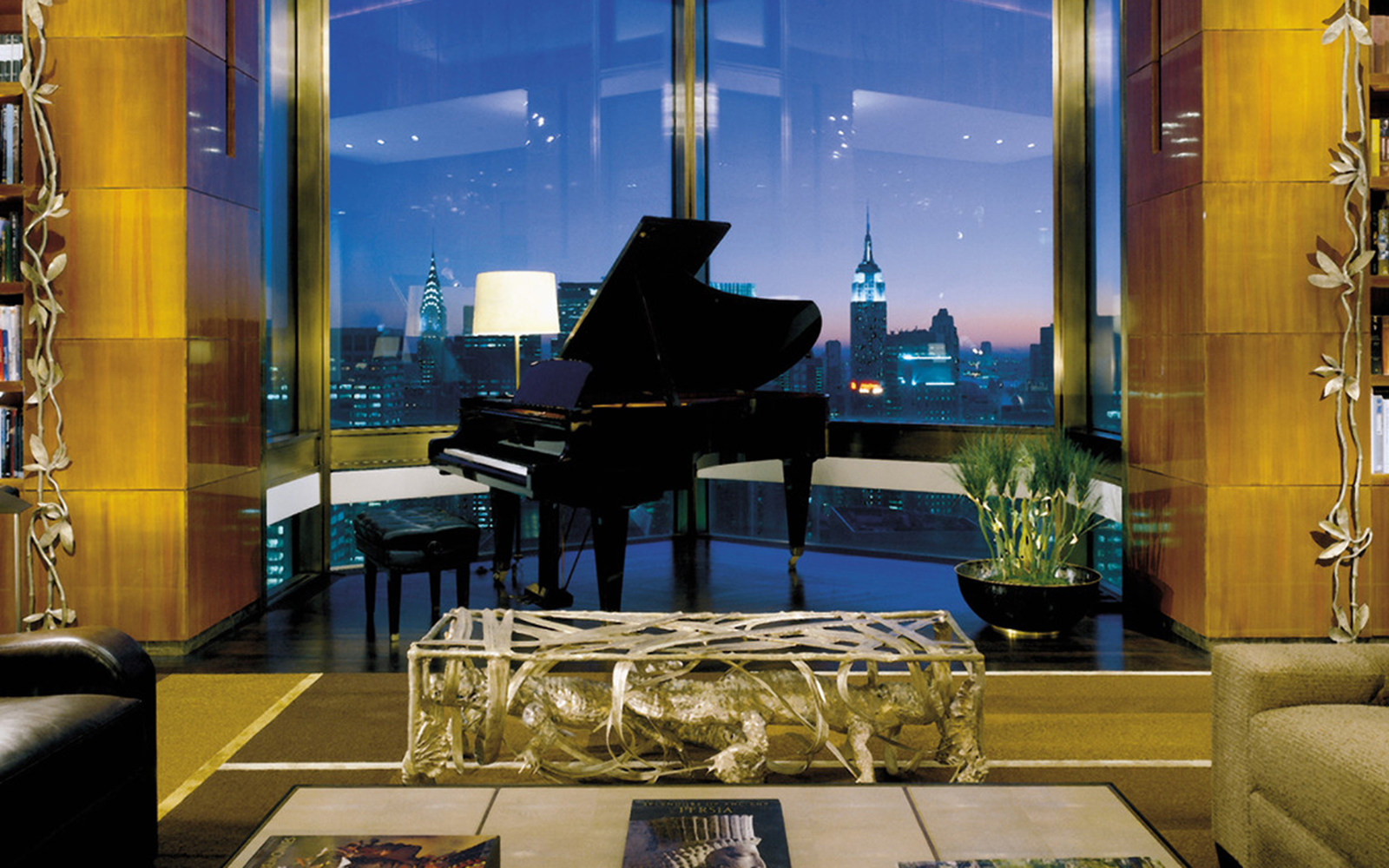 Ty Warner Penthouse in the Four Seasons Hotel, New York City