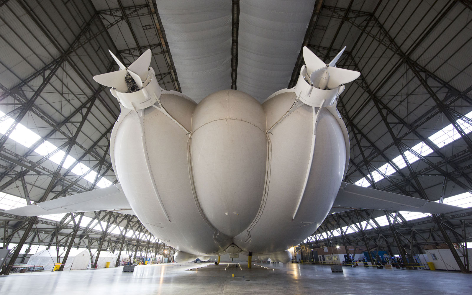 Airlander 10 is the world's largest aircraft