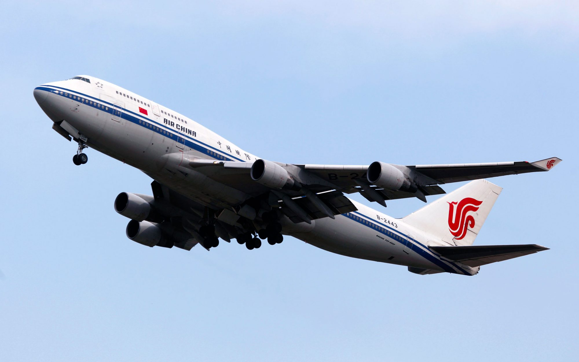 Doctor saves passenger on Air China with Toothpick