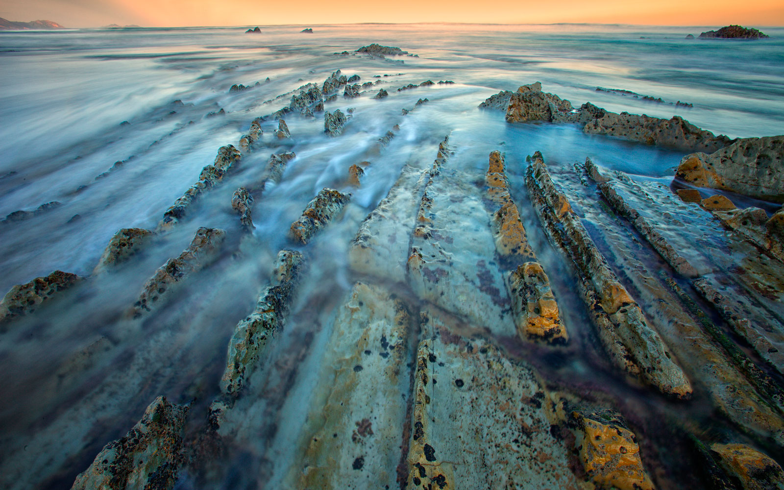 This other-worldly beach is perfect for Game of Thrones.