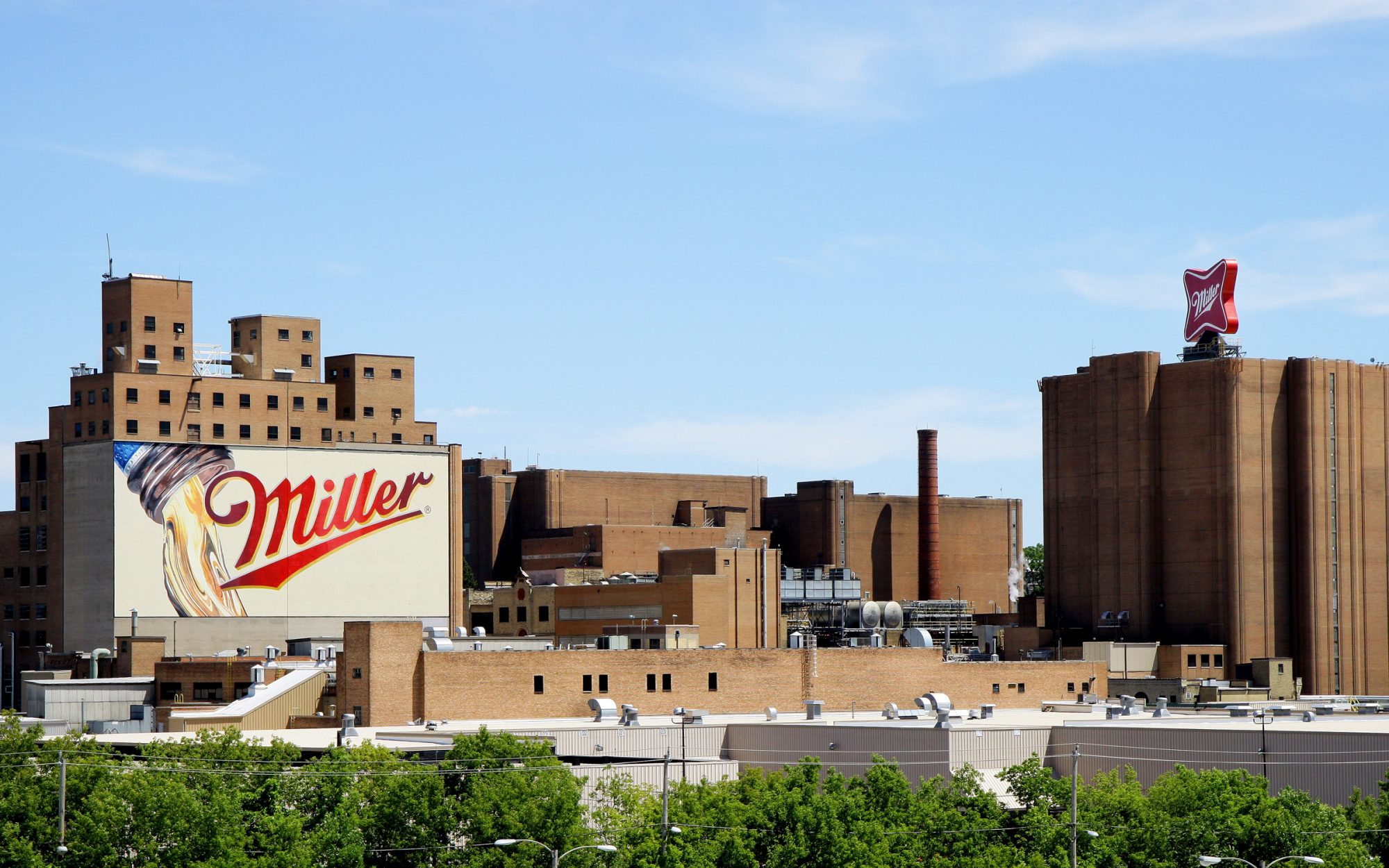 Miller Brewery Tour in Milwaukee