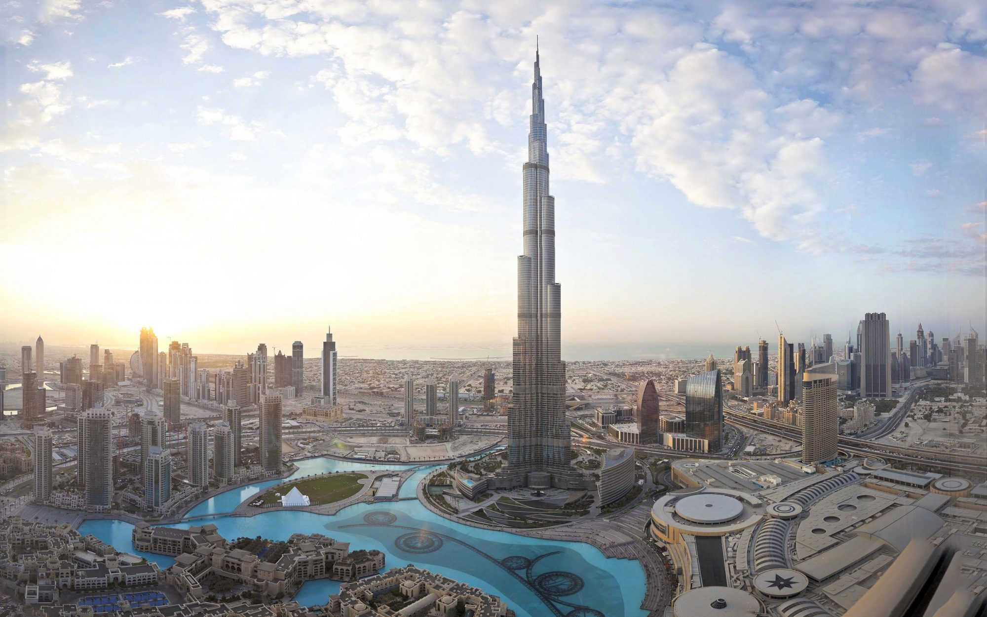 Secrets of the Burj Khalifa