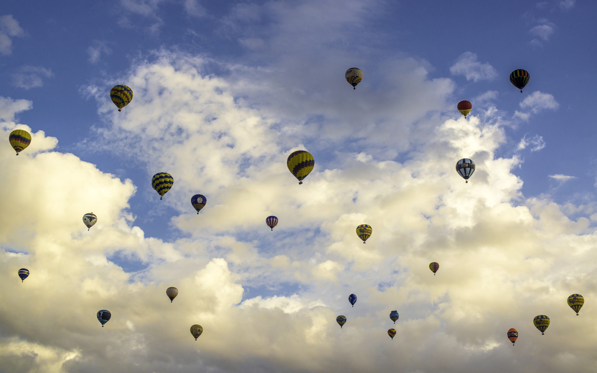 Albuquerque International Balloon Fiesta,  United States