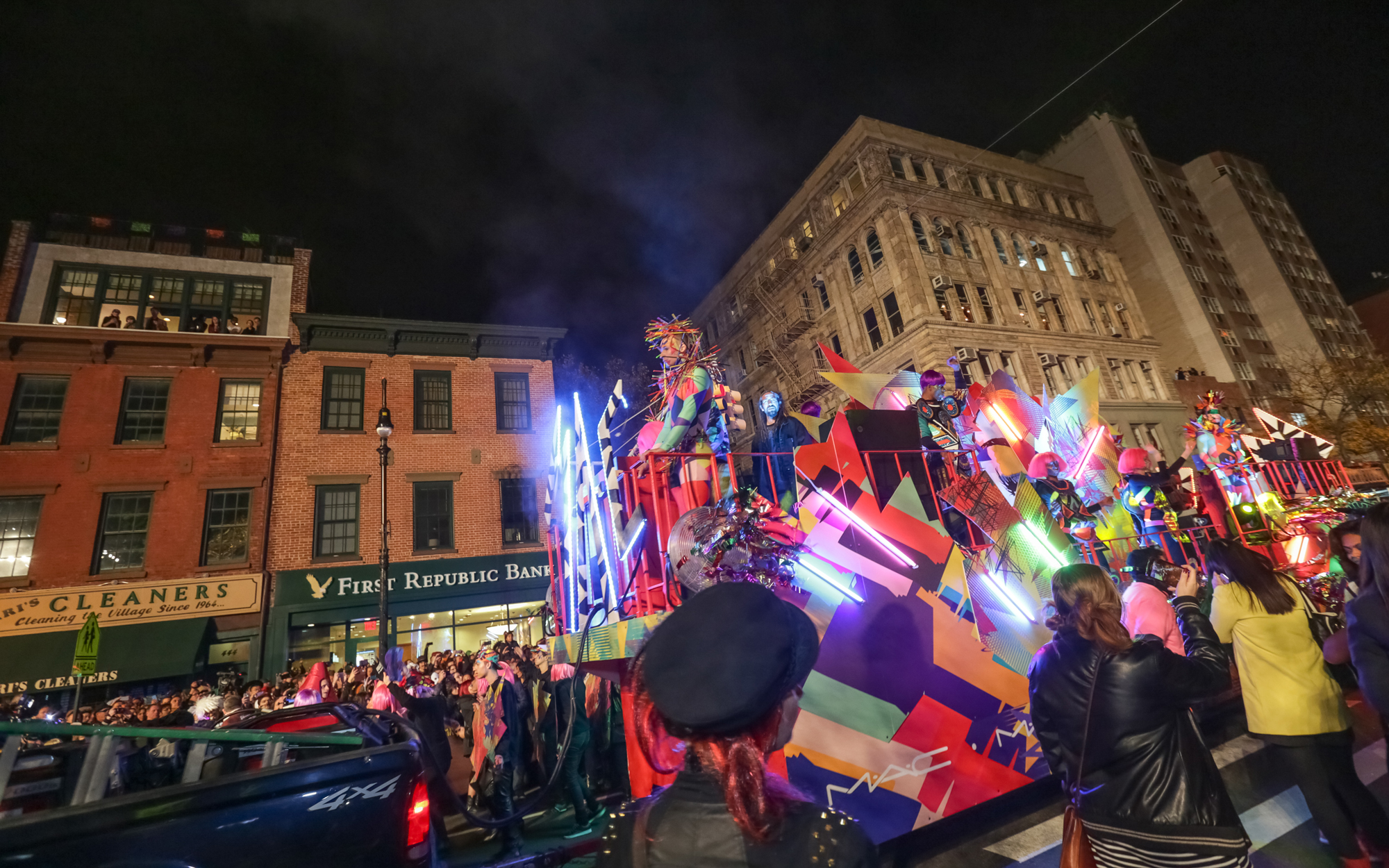 New York City's Village Halloween Parade,  United States