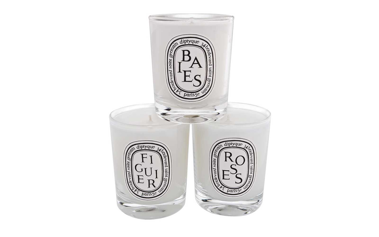 Diptyque Candle Set