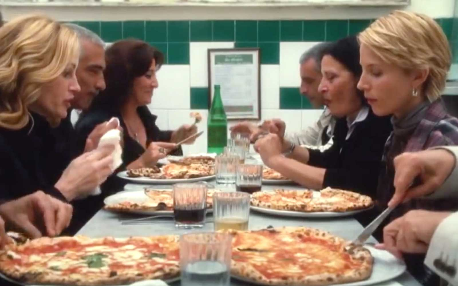 Pizzeria From Eat Pray Love Opens in London