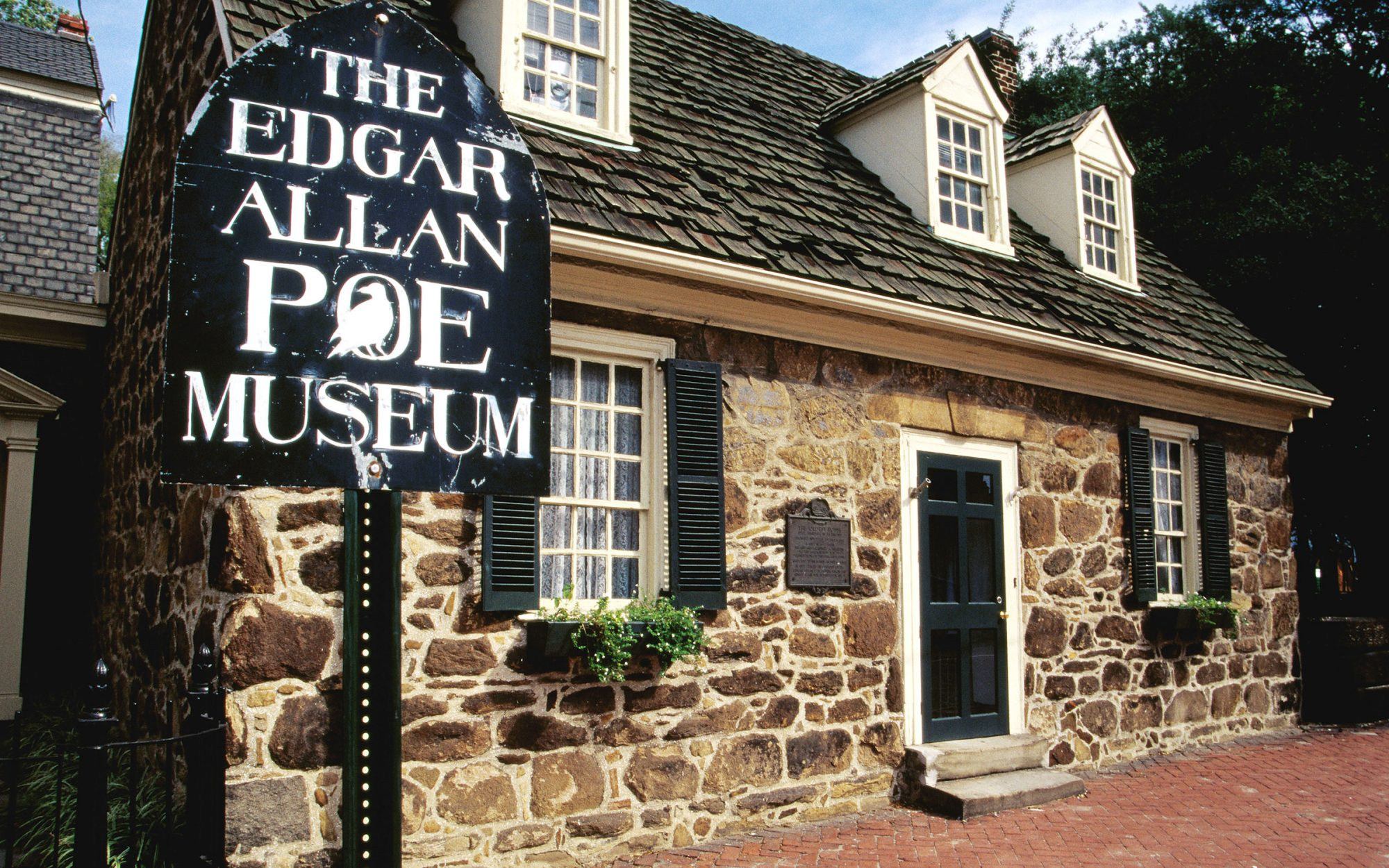 Poe Sites to Visit in October