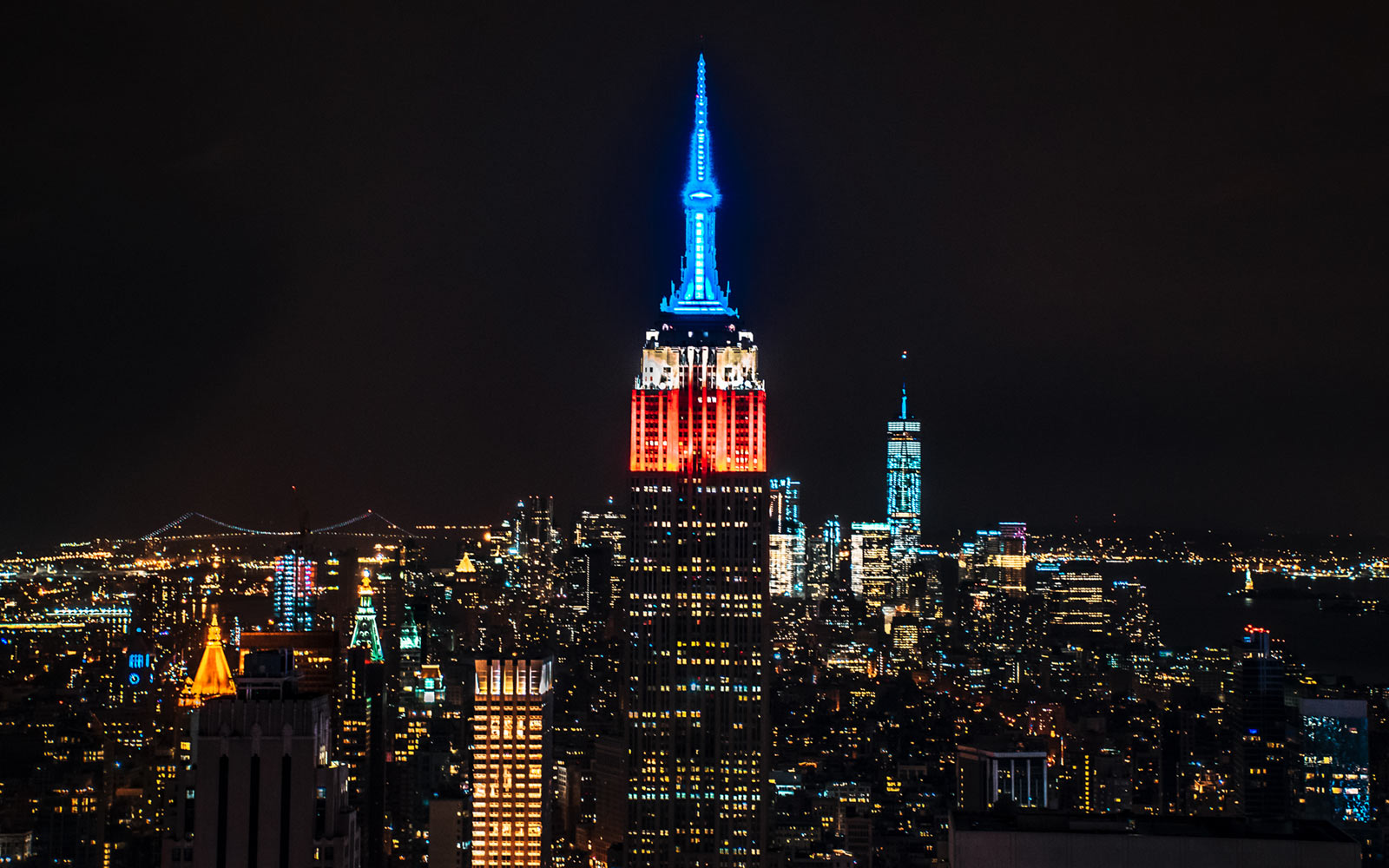 Empire State Building, Patriotic