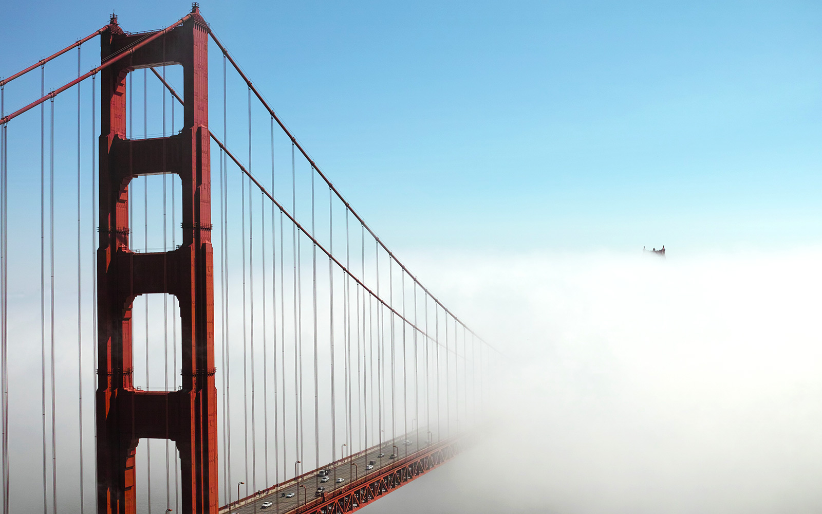 Secrets of the Golden Gate Bridge