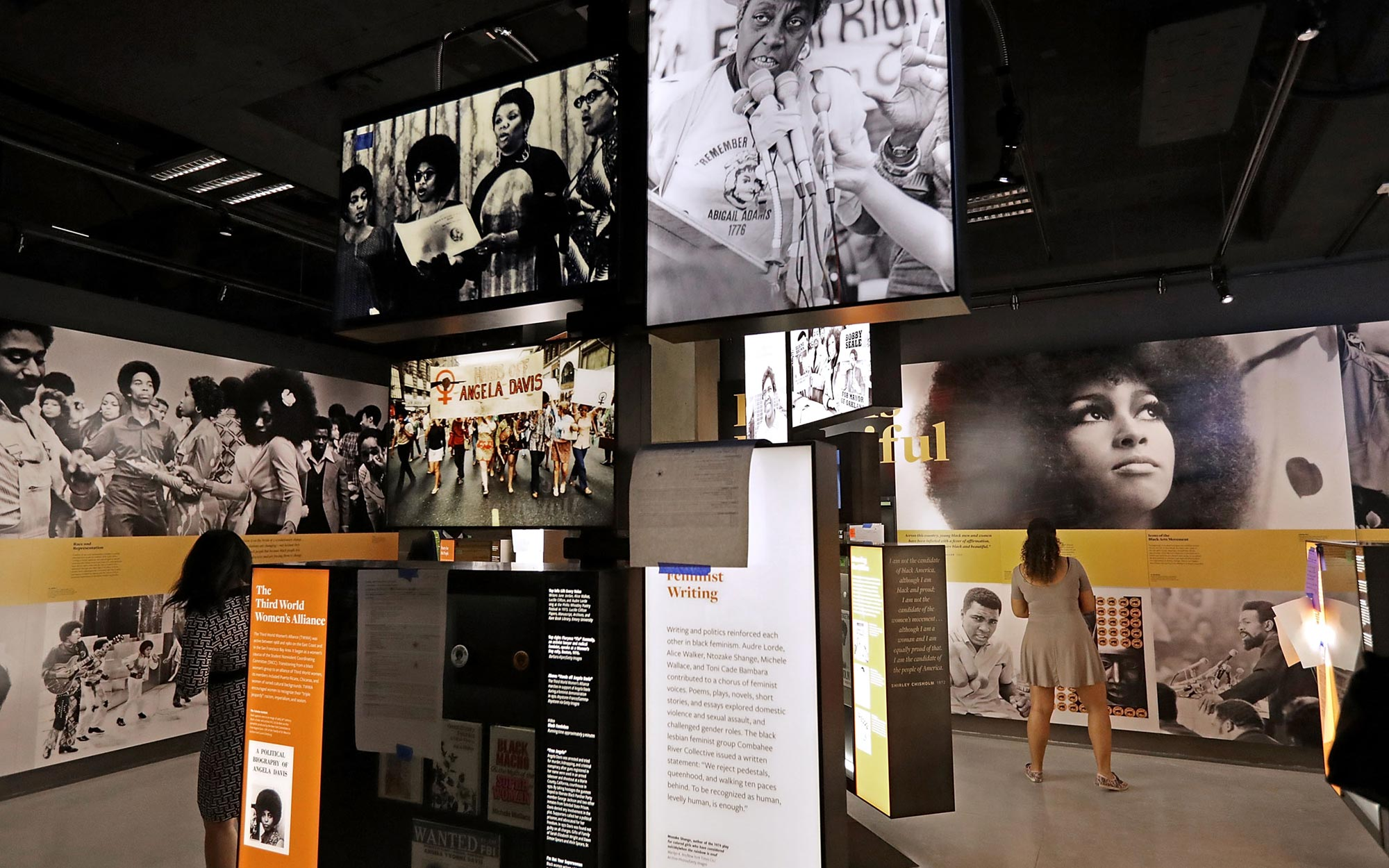National Museum of African American History and Culture, 1968 and Beyond History Galleries