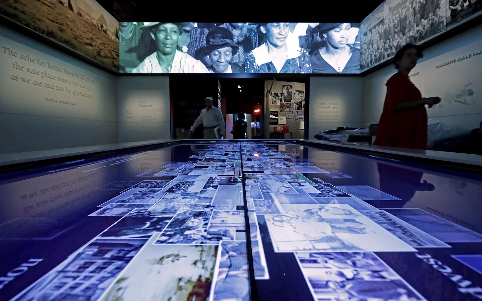 National Museum of African American History and Culture, Making a Way Out of No Way exhibit