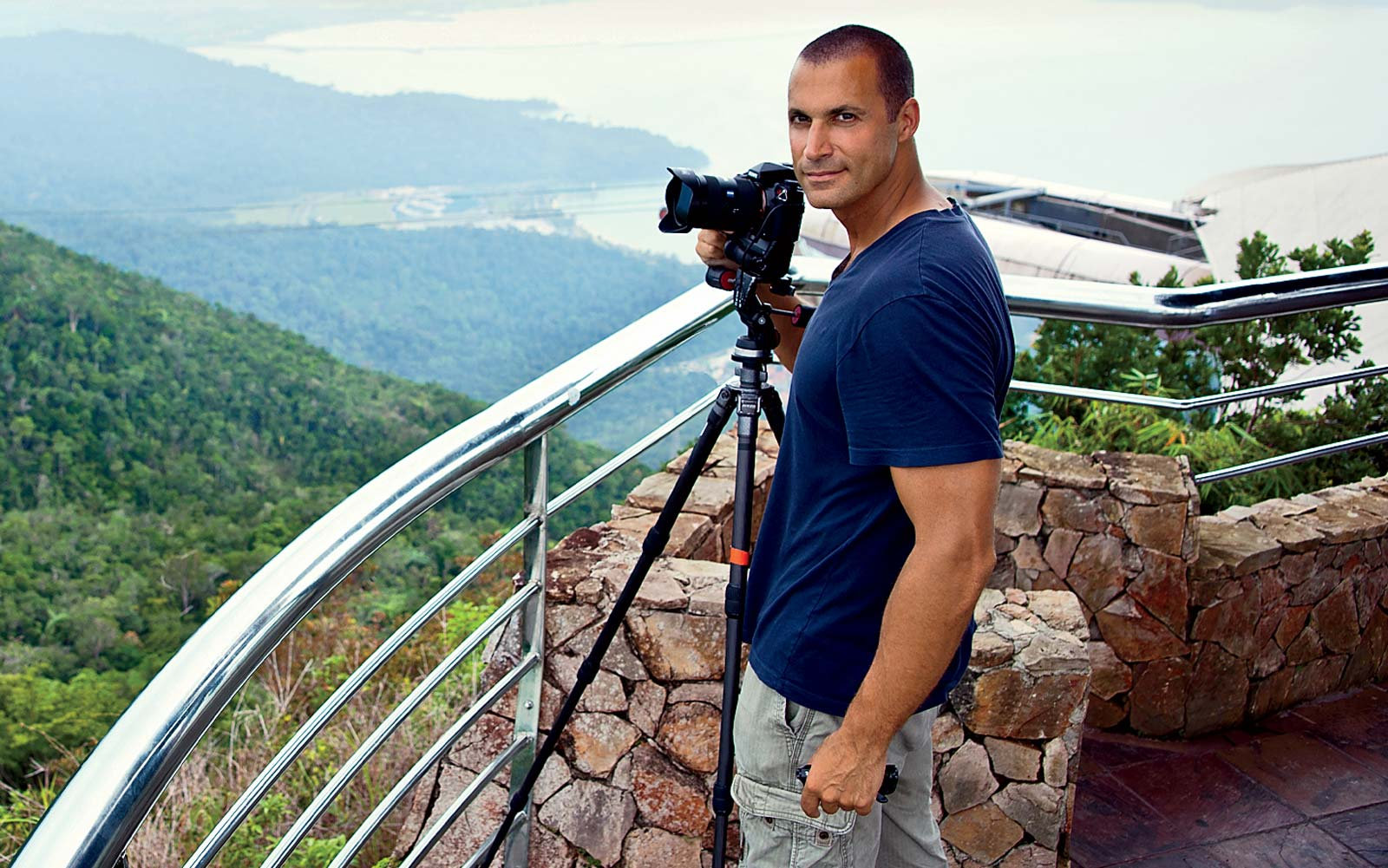 Nigel Barker's Fabulous World