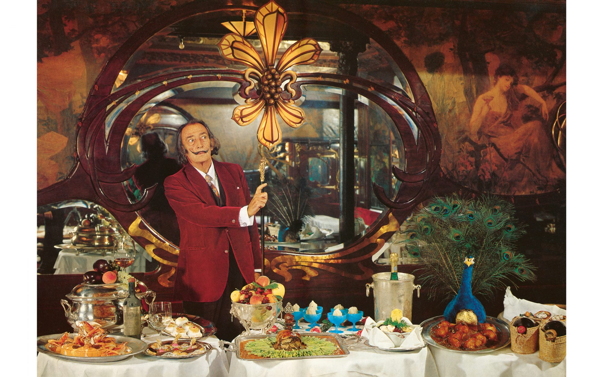 Salvador Dali Cookbook