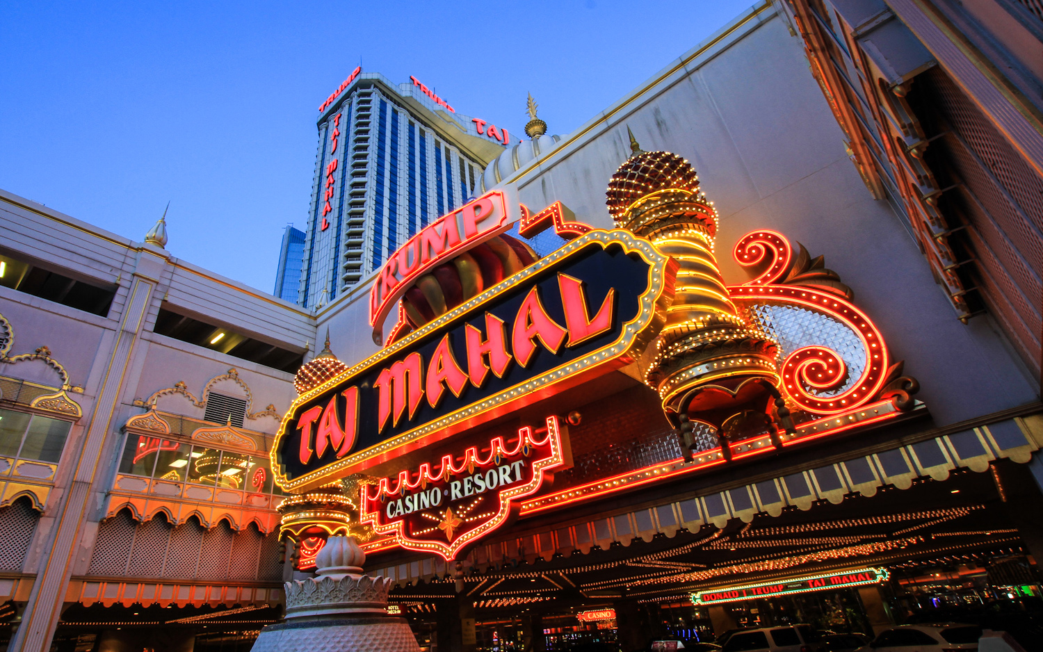 Trump Taj Mahal, Atlantic City