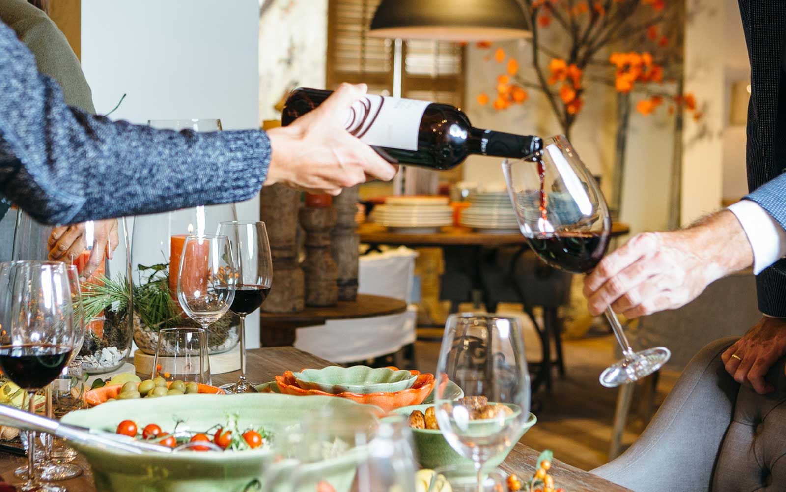 5 Wines For Thanksgiving