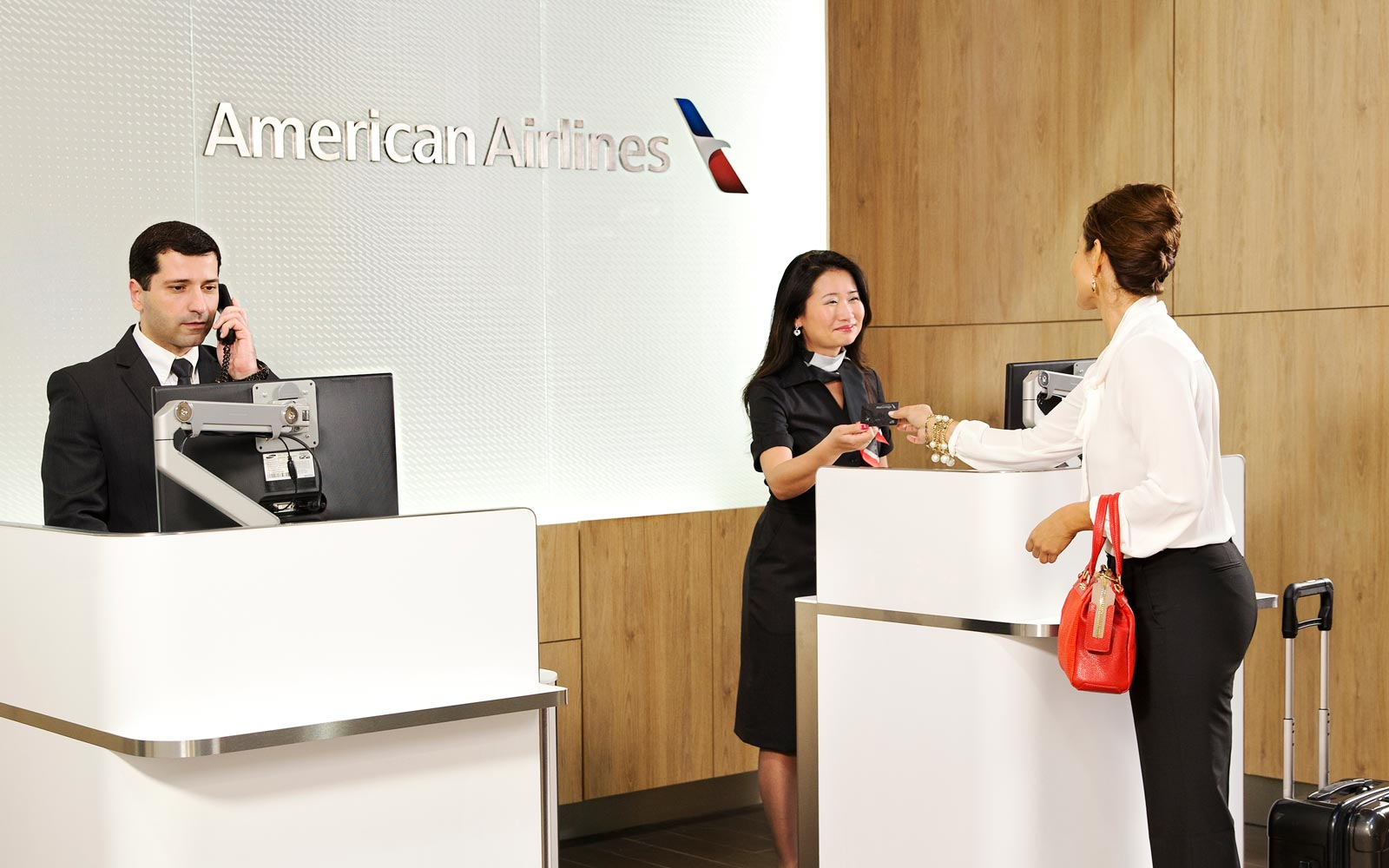 No. 9 American Airlines,  Domestic