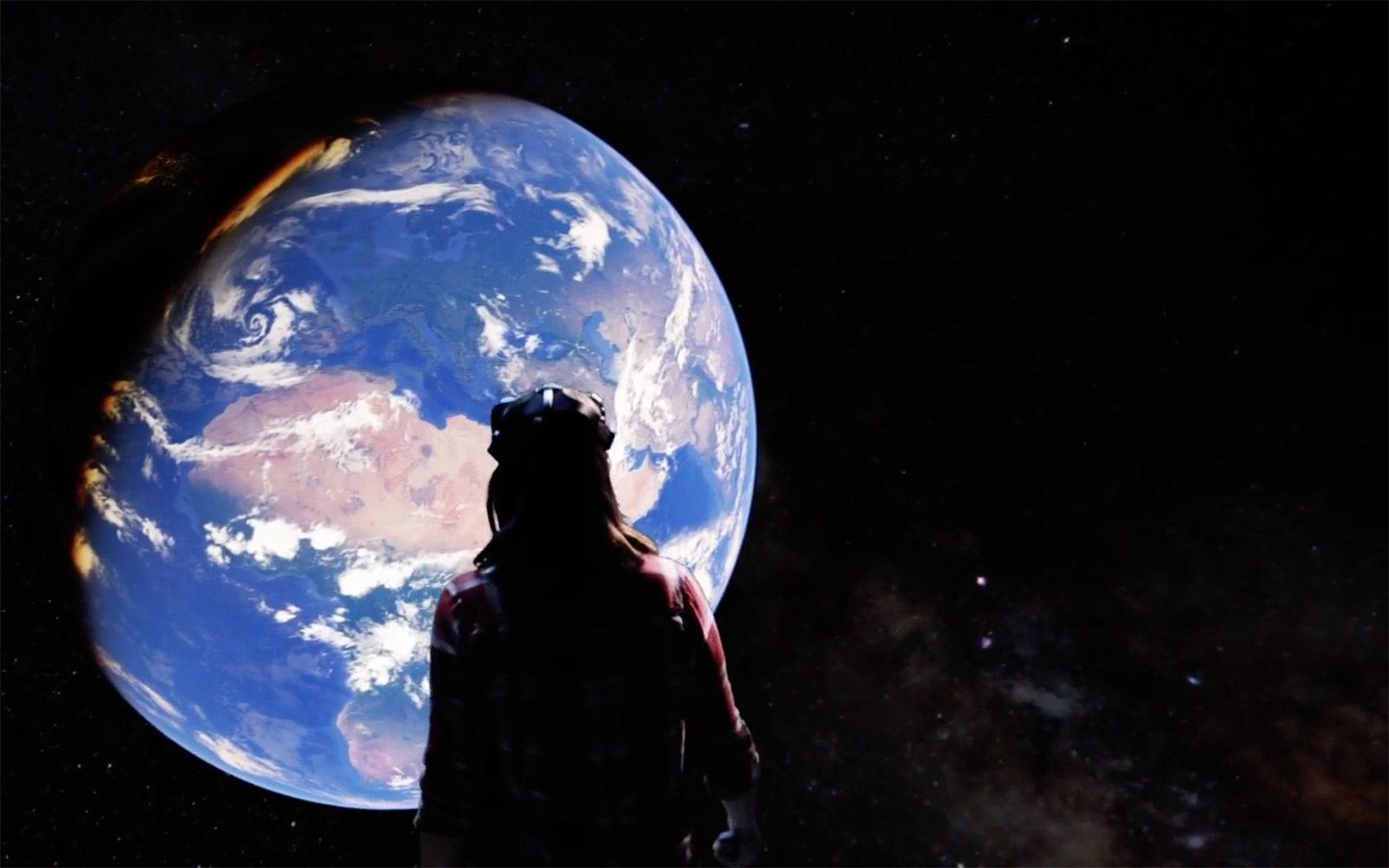 New Google Earth VR