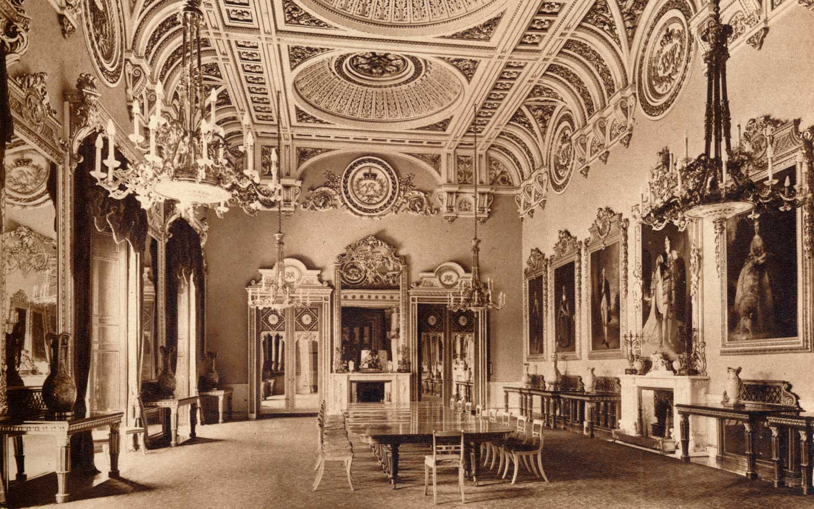 State Dining Room circa 1935