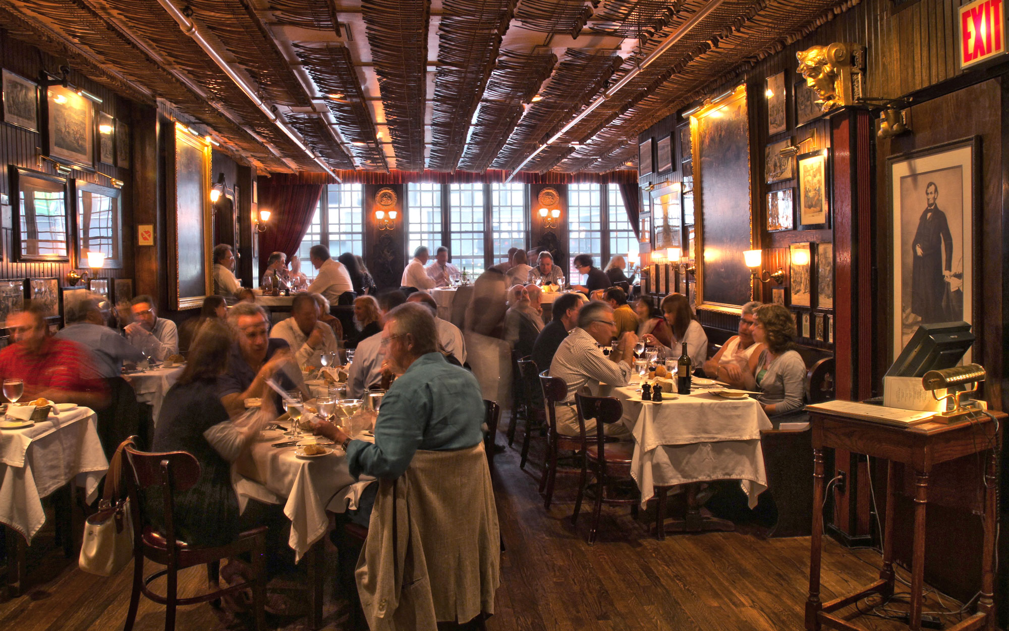 Keens Steakhouse, New York City