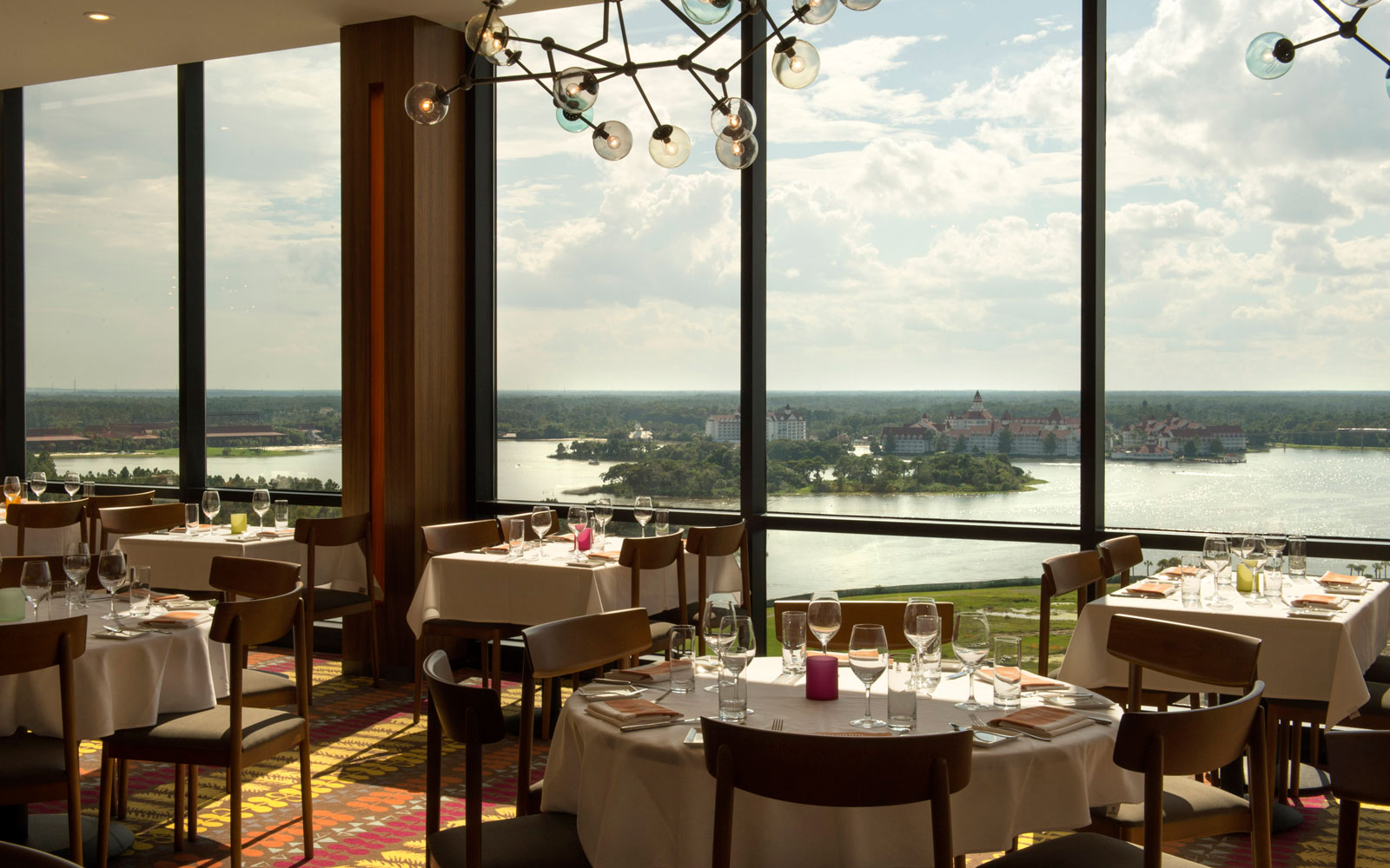 California Grill, Contemporary Resort