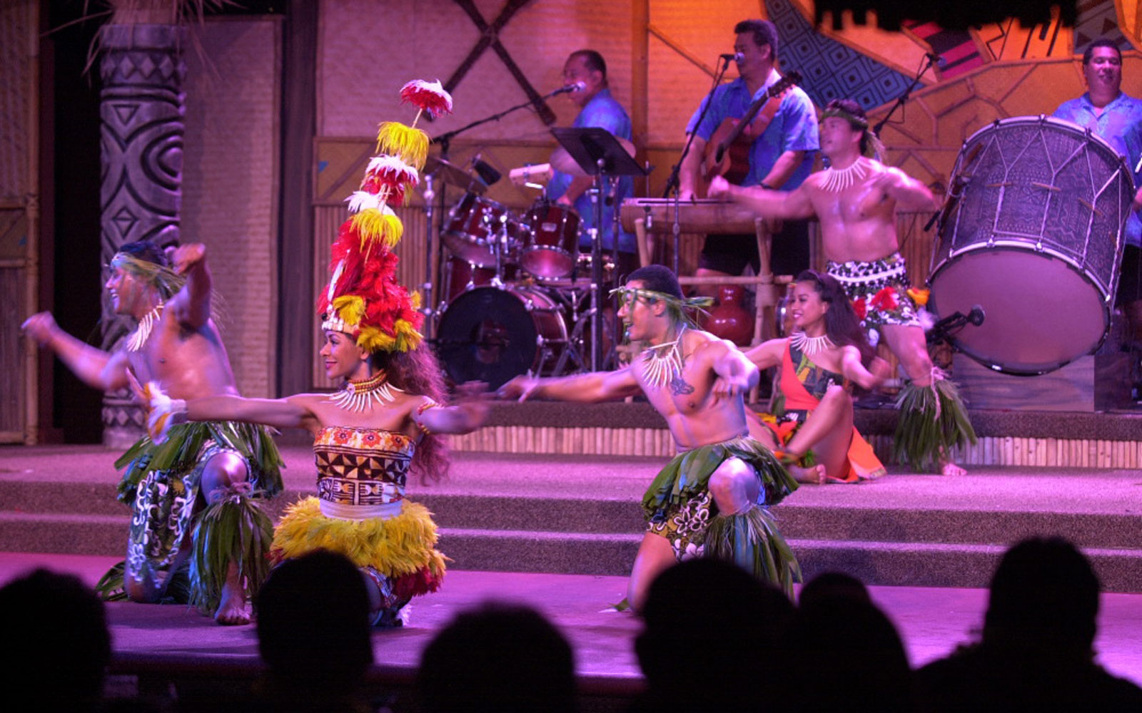 Spirit of Aloha Dinner Show at Disney's Polynesian Village Resort, FL