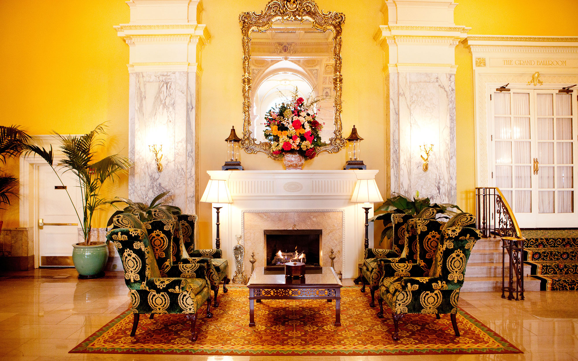 Tennessee: The Hermitage Hotel