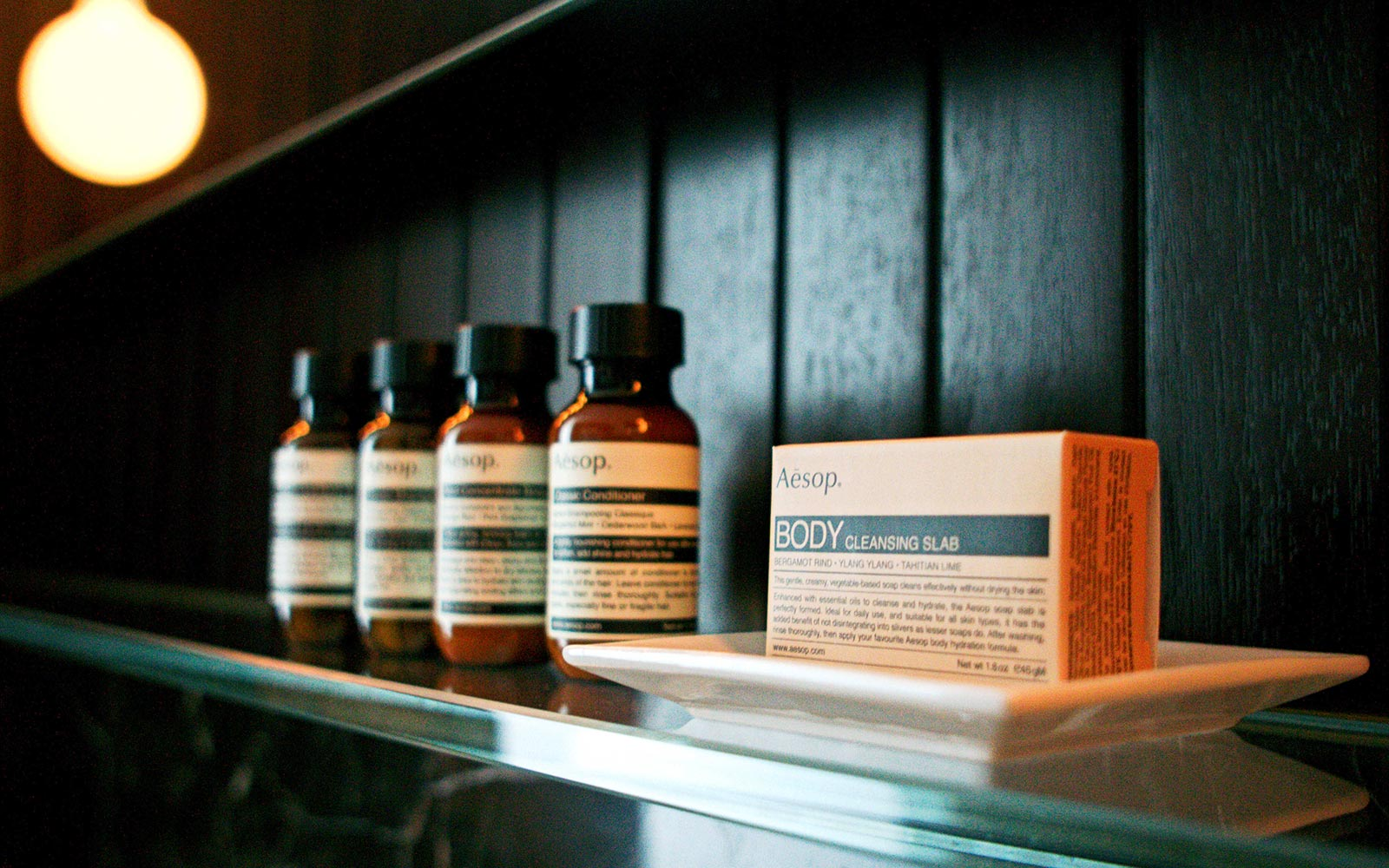 Aesop, Gramercy Park Hotel, New York City