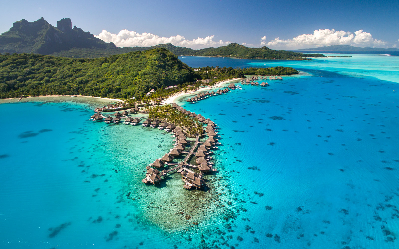 Conrad Bora Bora Nui is opening April 2017.