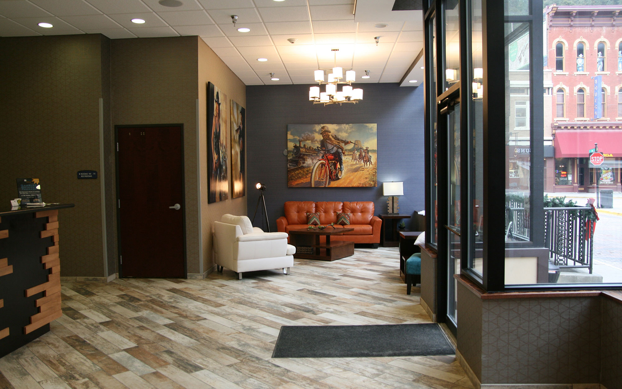 South Dakota: The Hotel by Gold Dust