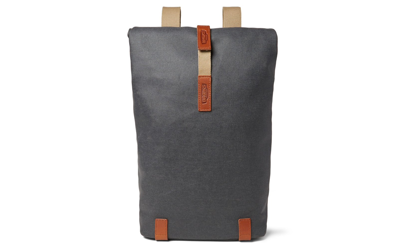 Brooks England Pickwick Cotton-Canvas Backpack