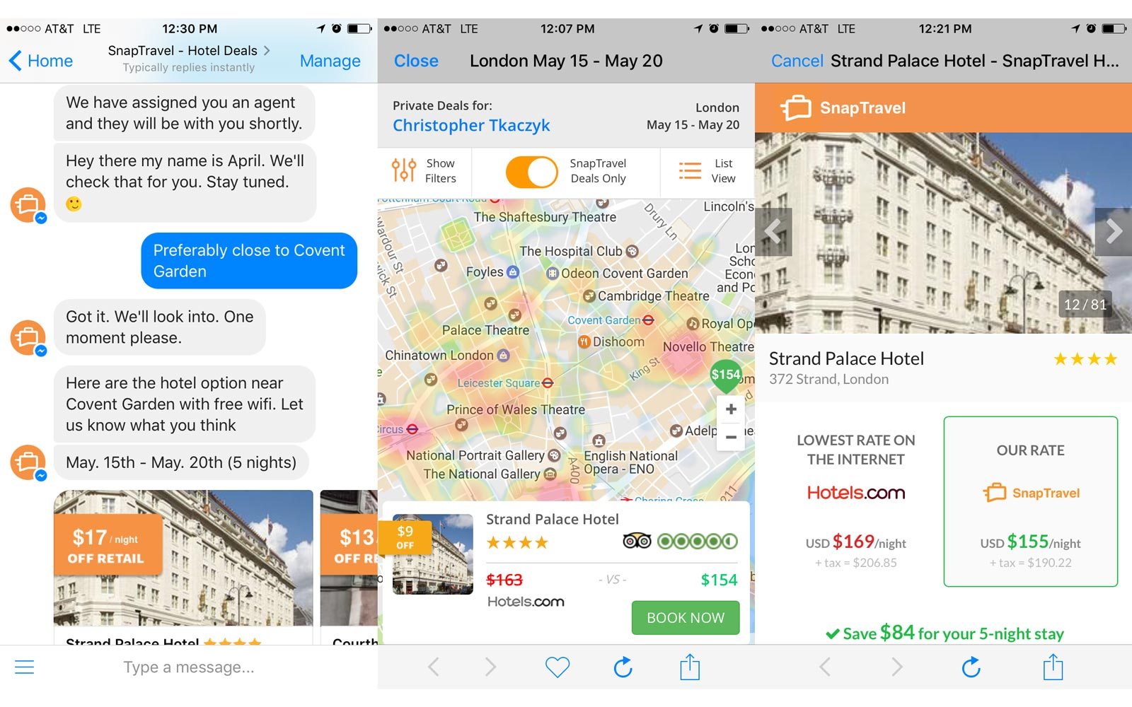 Now You Can Book A Hotel Using Facebook Messenger