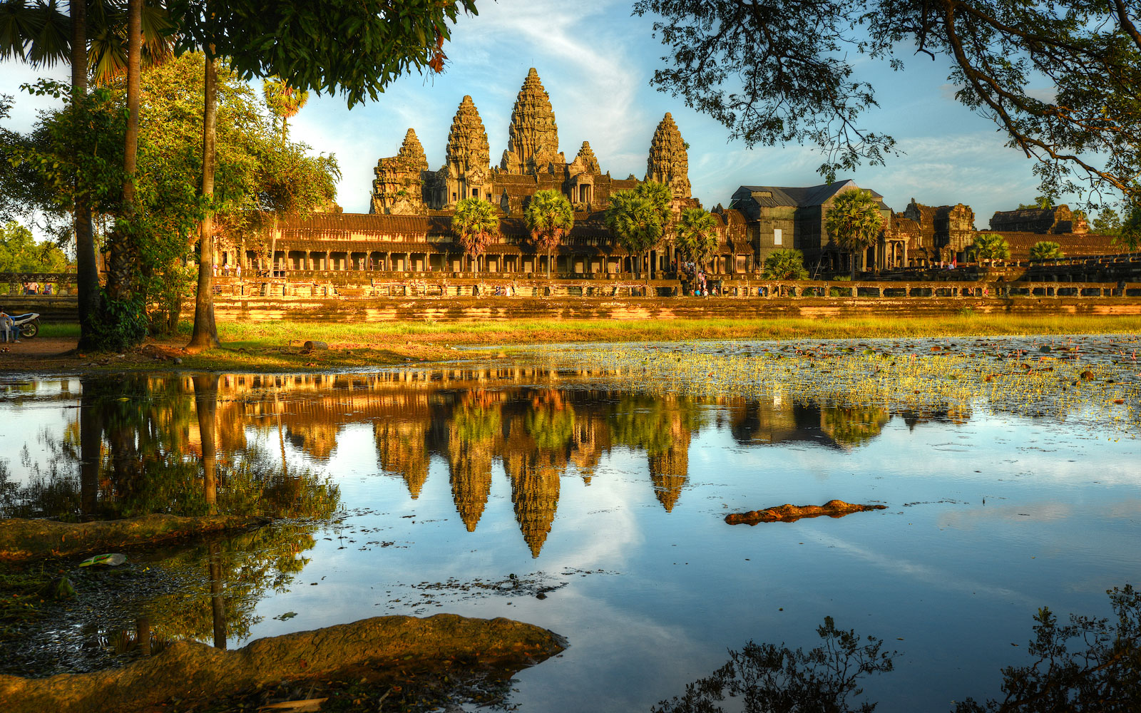 Secrets of Angkor Wat