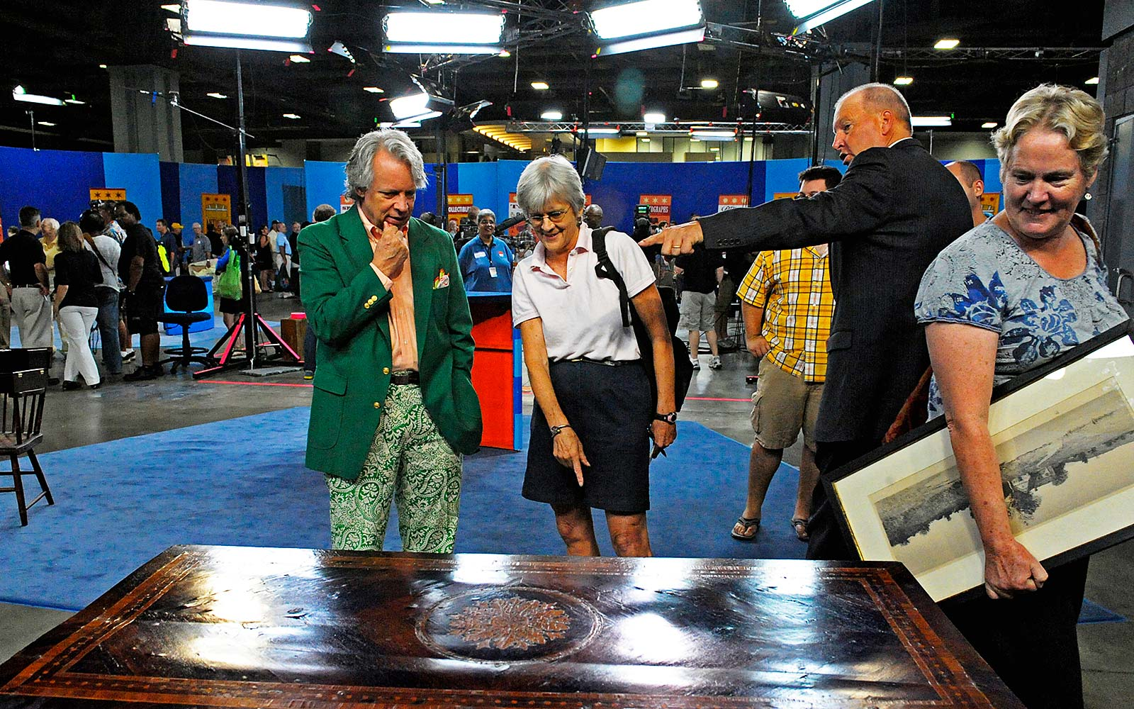 The Antiques Roadshow Ticket Lottery is Now Open