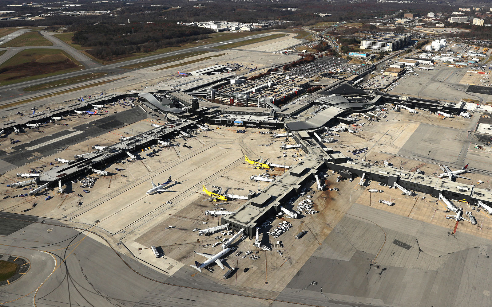 Gyms Opening at Airports