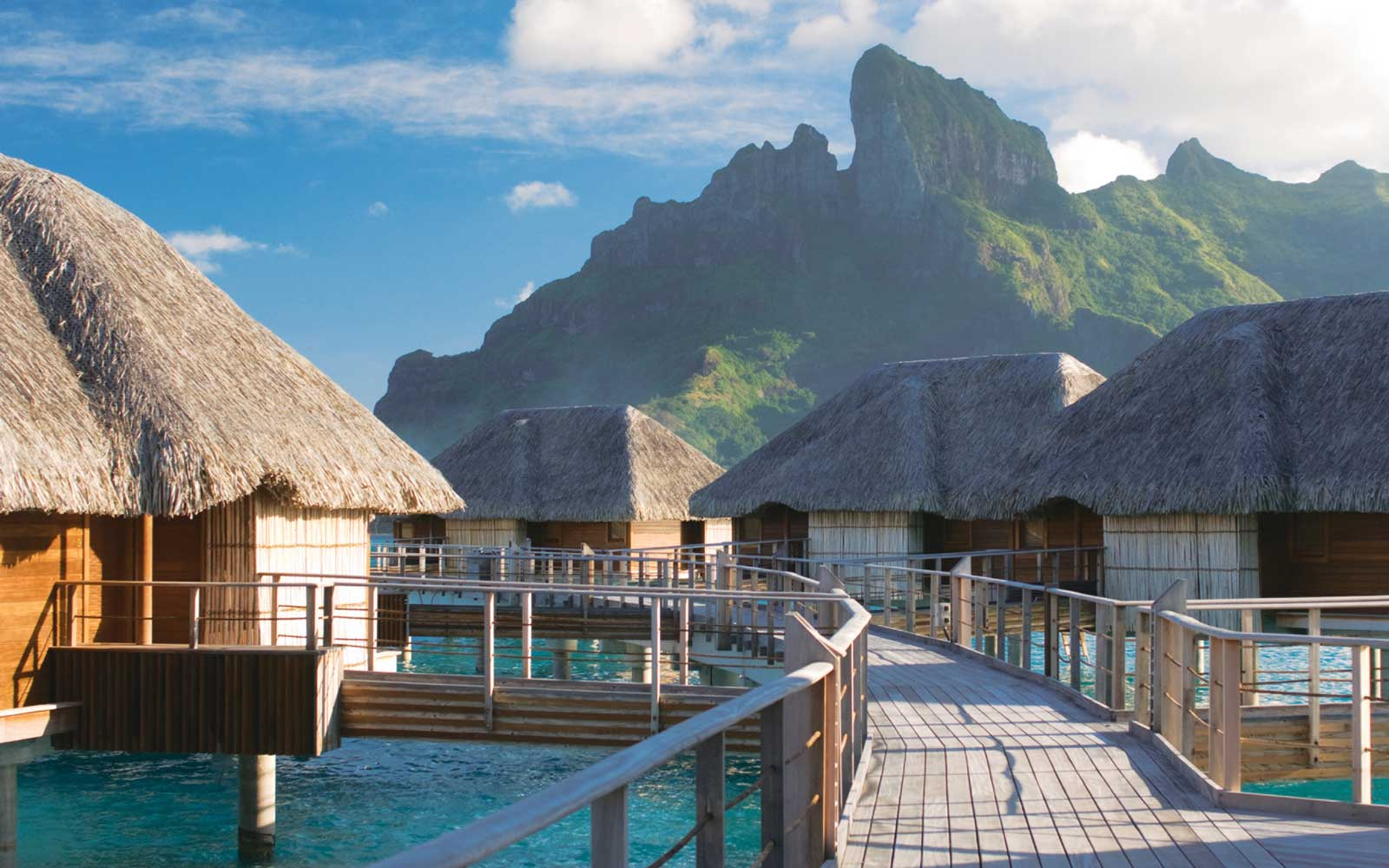 Pursue Childhood Fantasies in Bora Bora
