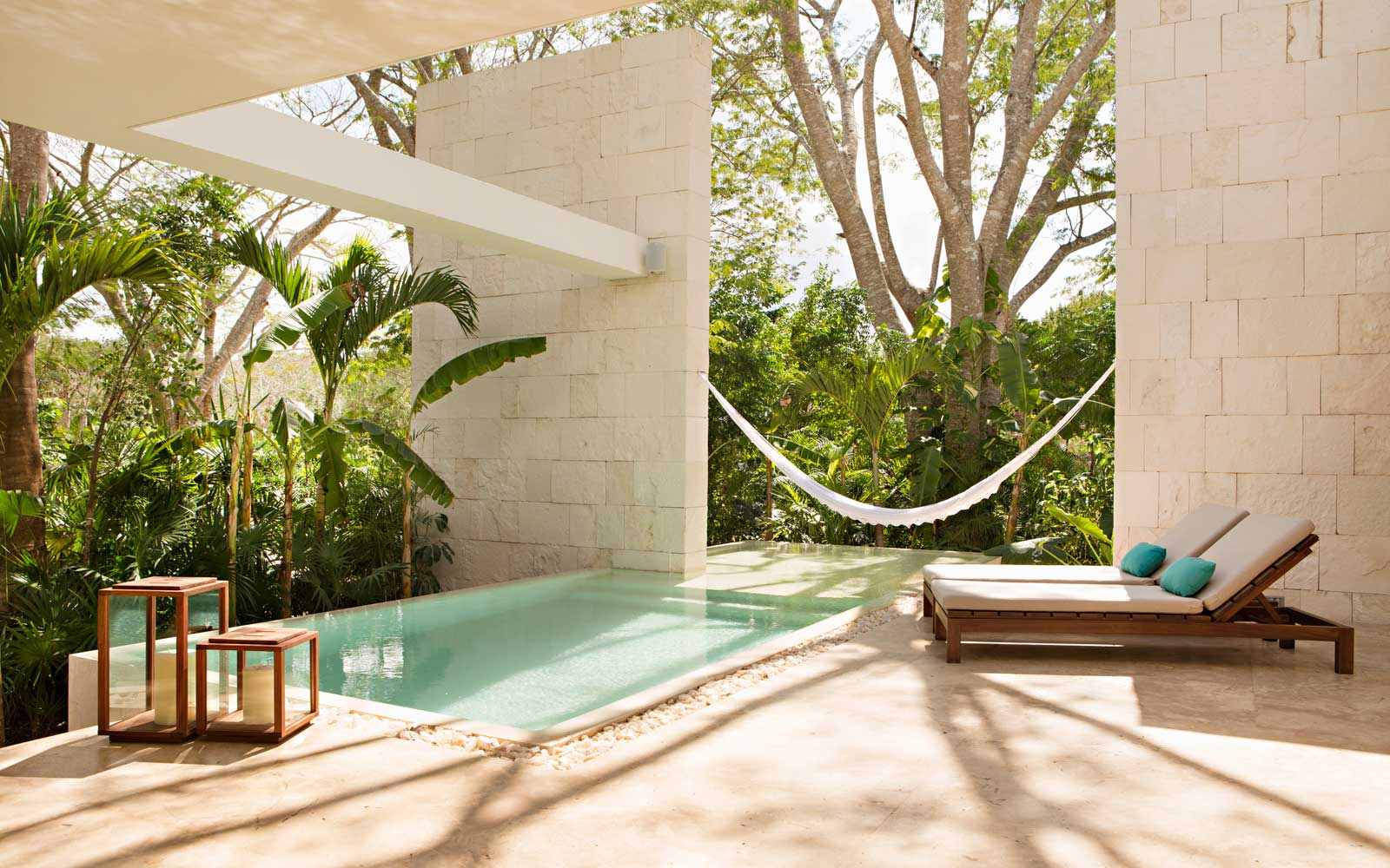The Spa at Chablé Resort,  Mexico