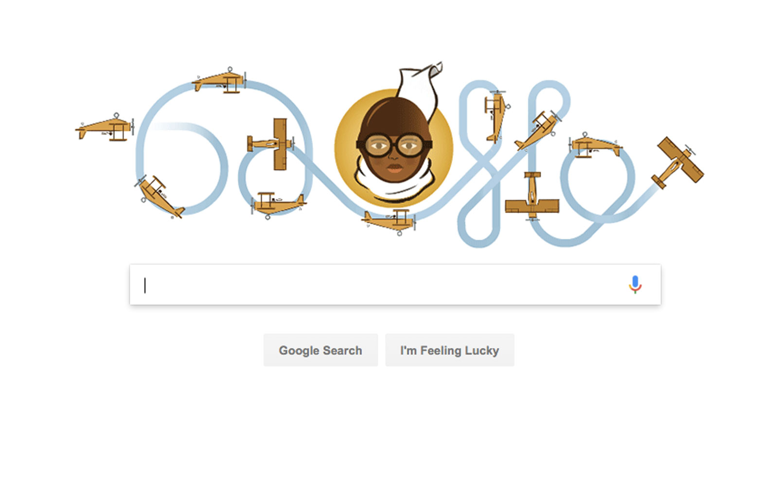 Bessie Coleman was the first female African-American pilot.